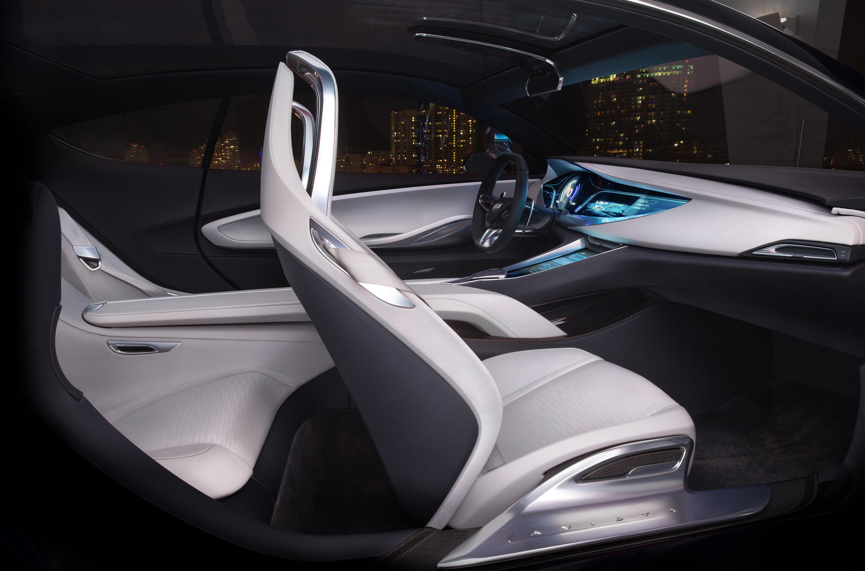 The Beautiful Buick Avista May Have Already Won Detroit Auto Show