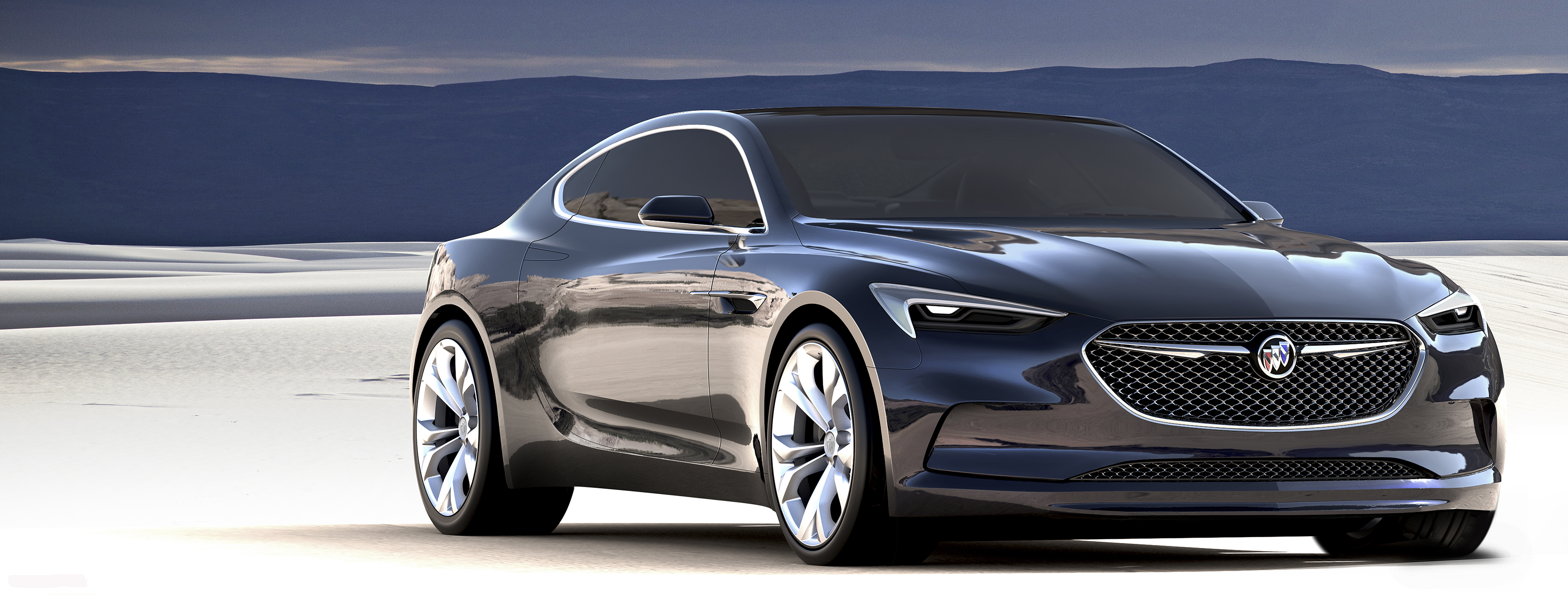 The beautiful Buick Avista may have already won the ...