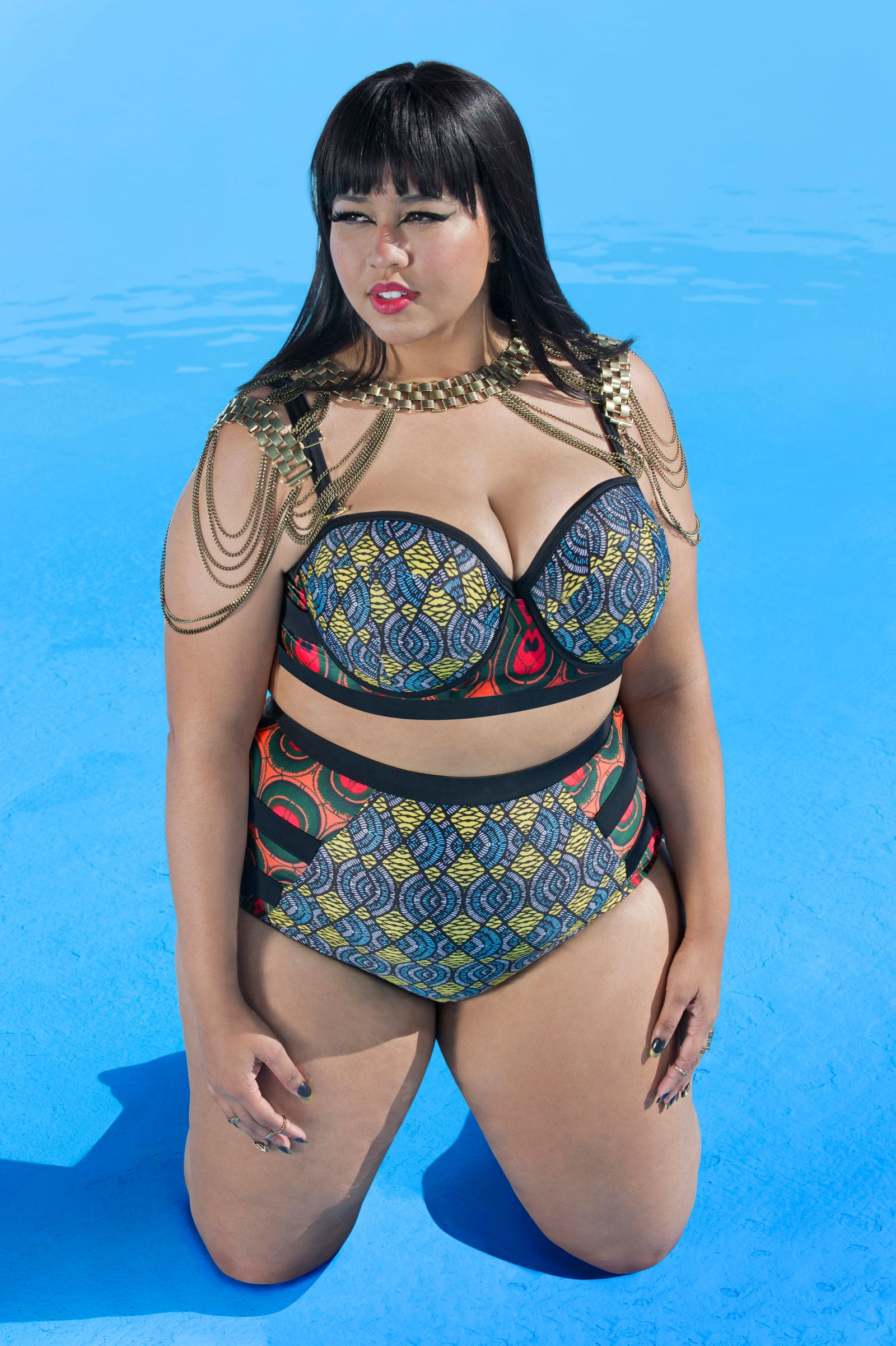 f37d263157 GabiFresh's New Plus-Size Swim Launch Includes Even More Sizes - Racked
