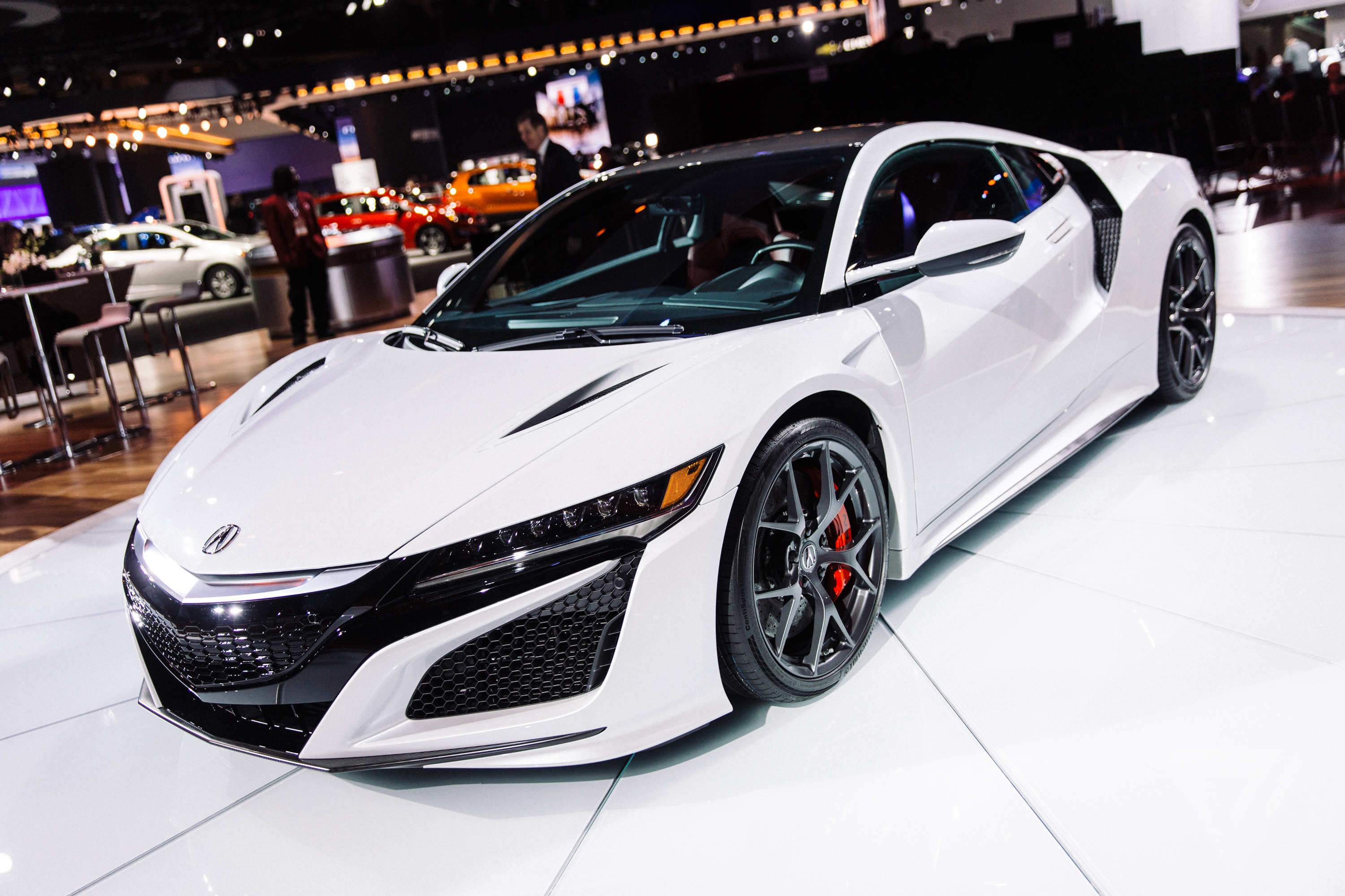 Luxury Vehicle: The 2016 Detroit Auto Show In Pictures