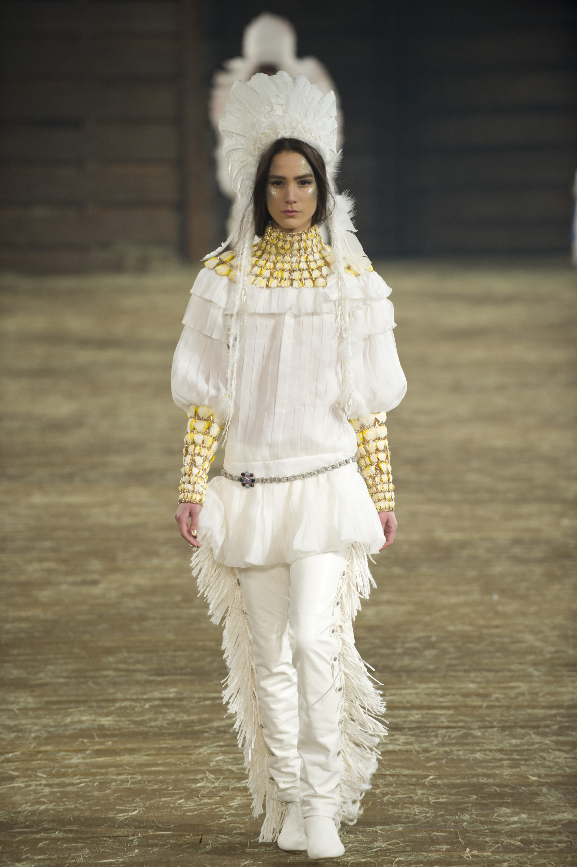 The Reclaiming Of Native American Fashion