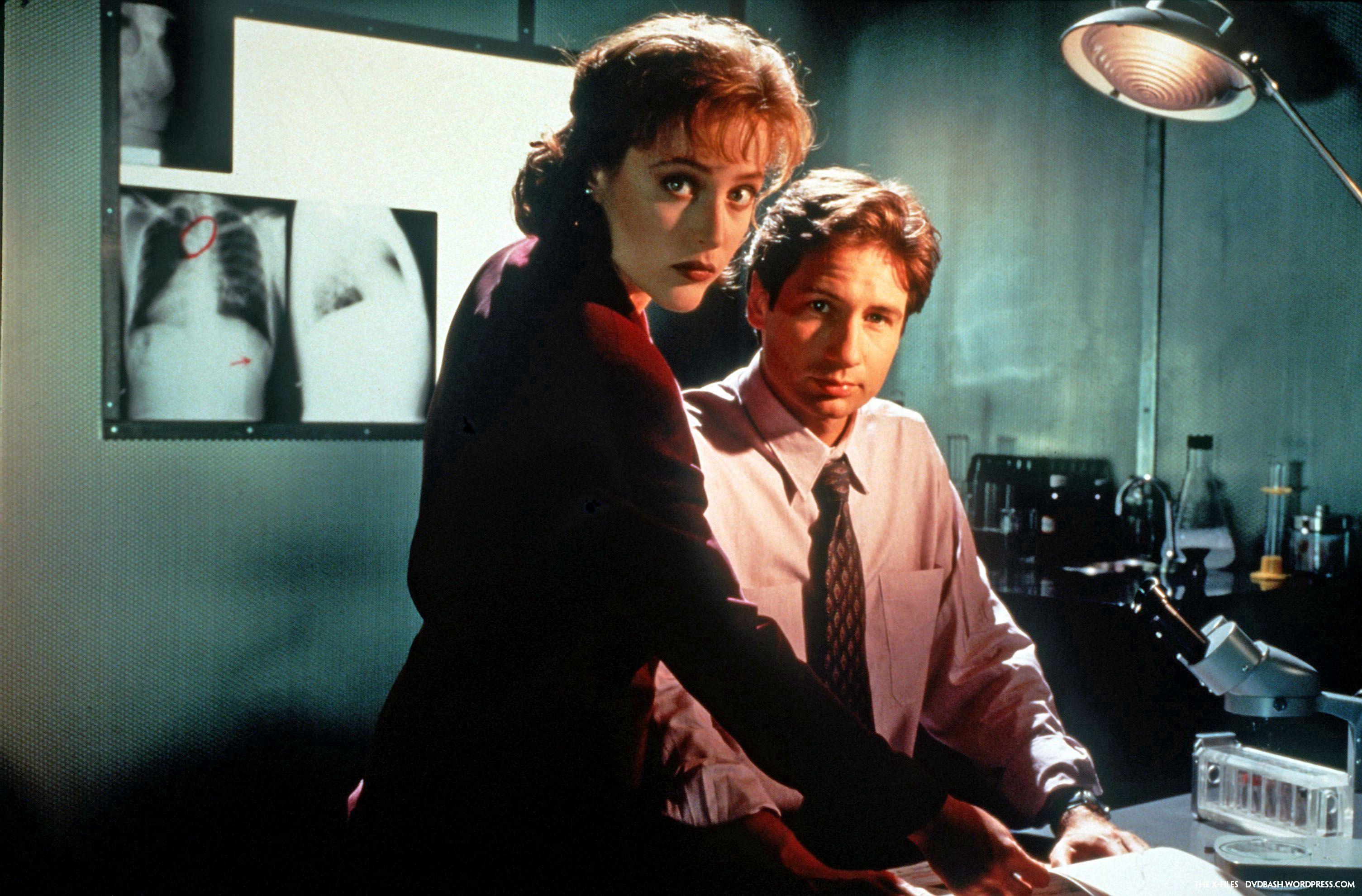 The X Files Xplained Vox