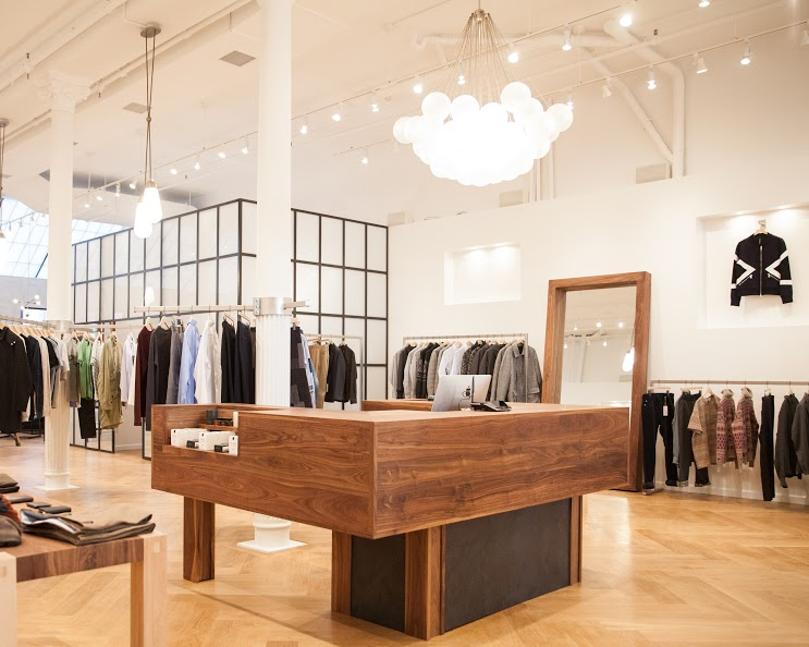 Menswear Retail's Minimalist Movement