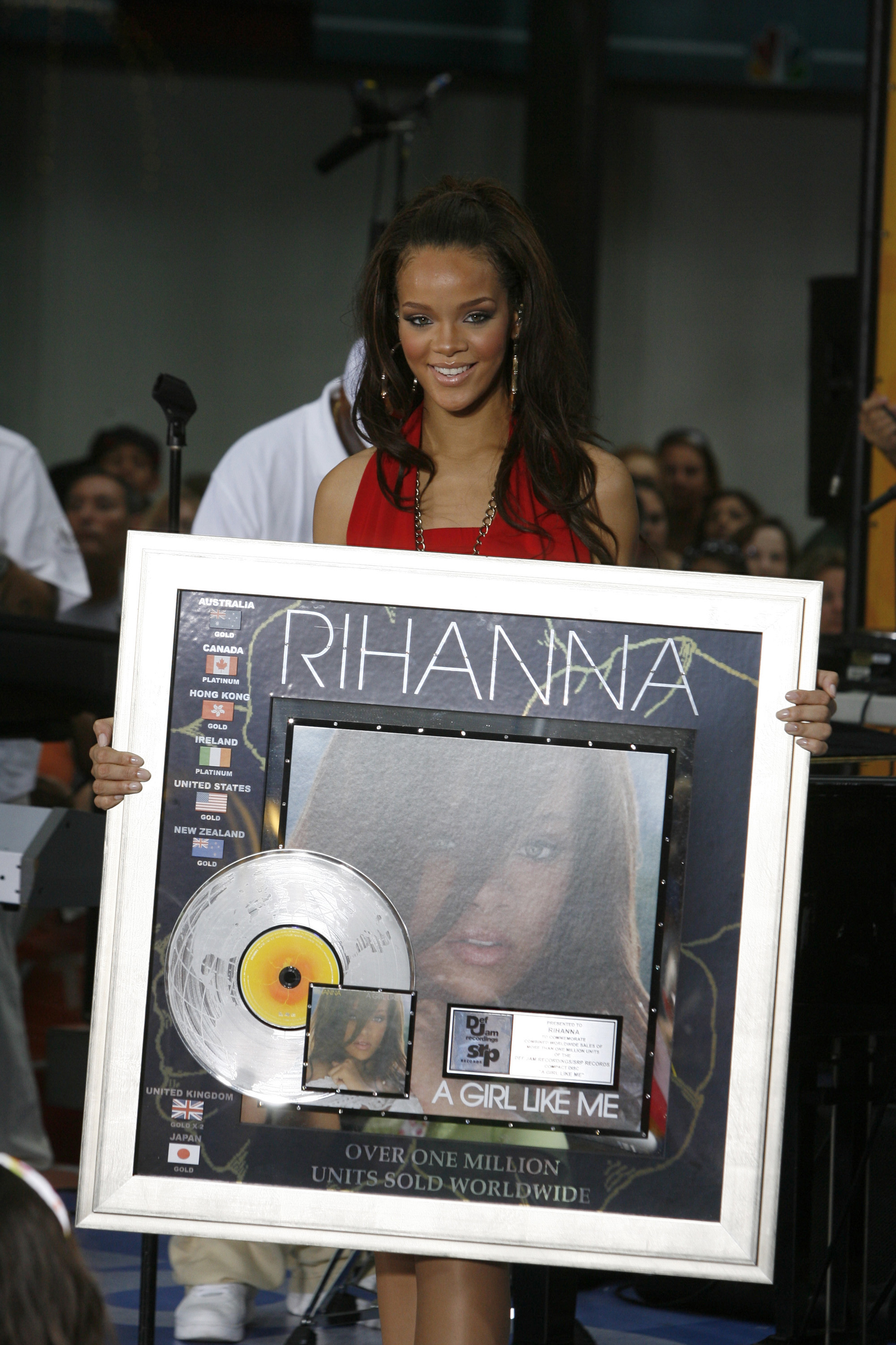 Rihanna The Riaa And Making A Platinum Record In 2016