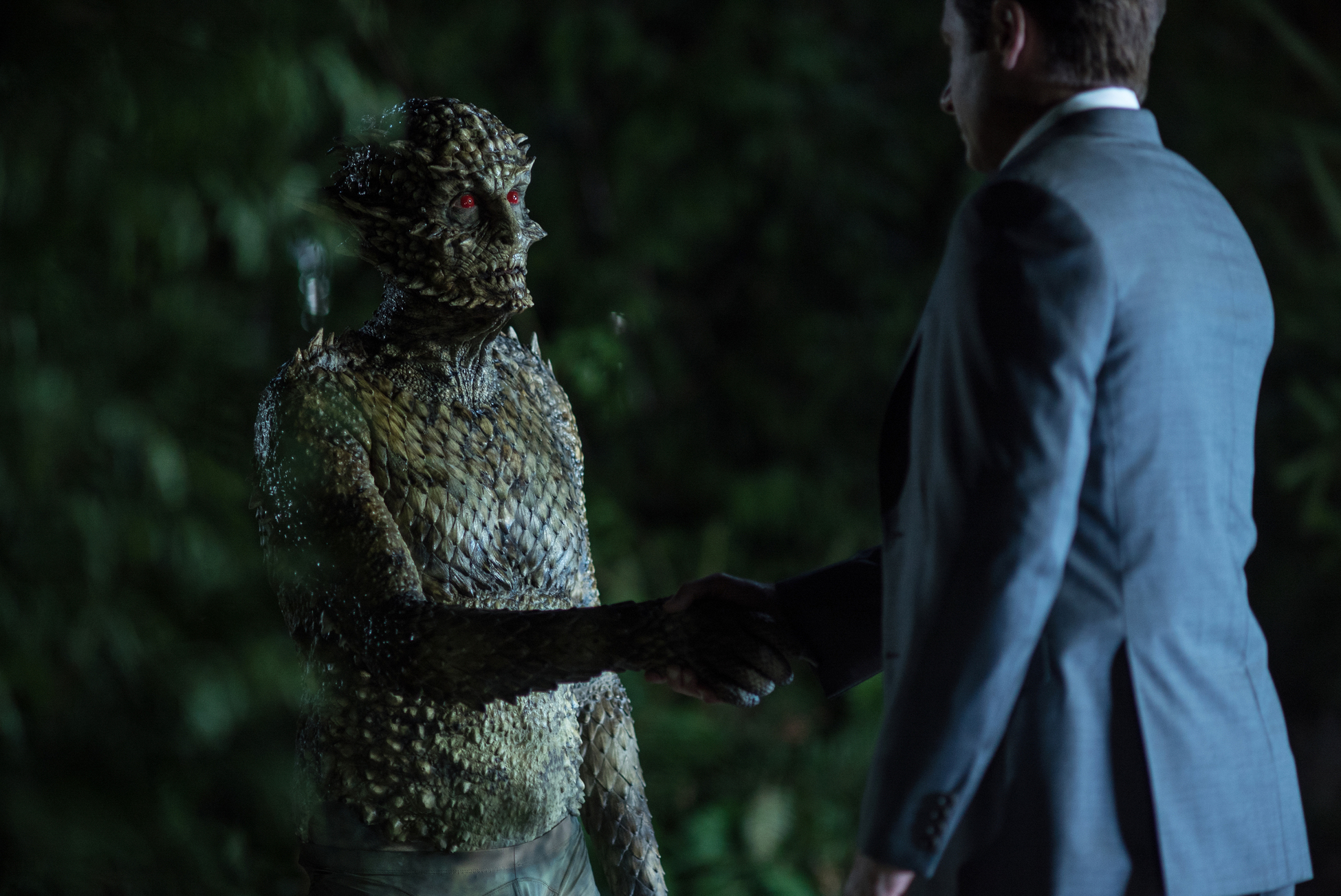 The X Files has its groove back in a strange funny heartbreaking