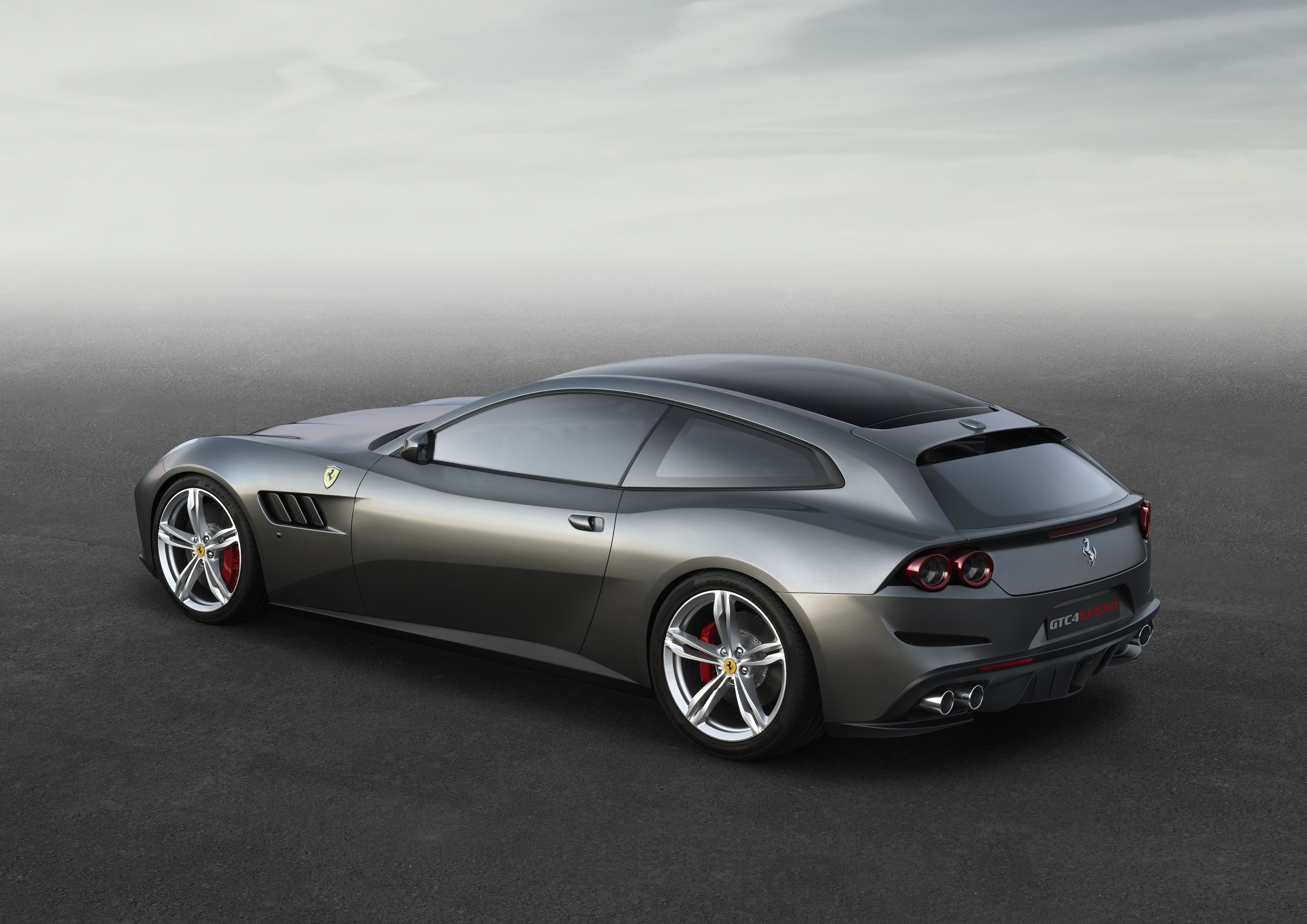 Ferrari family car