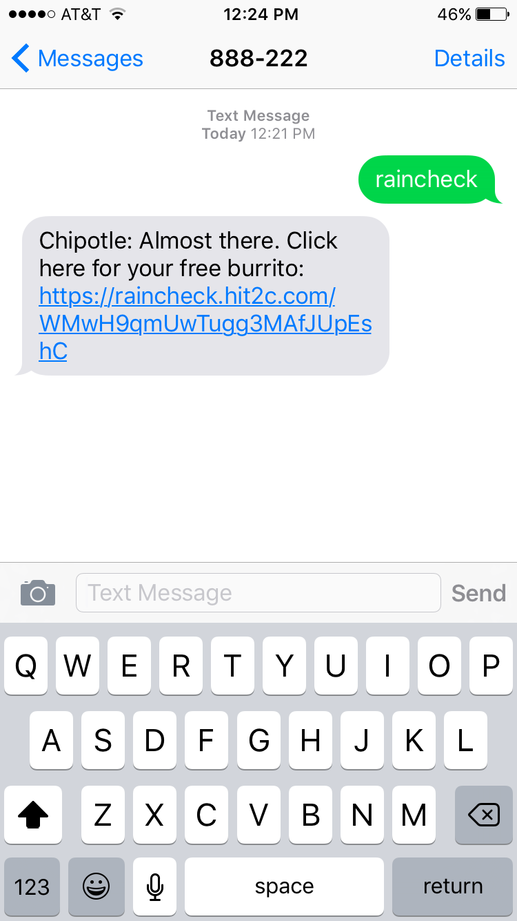 How to Score a Free Chipotle Burrito This Week - Eater