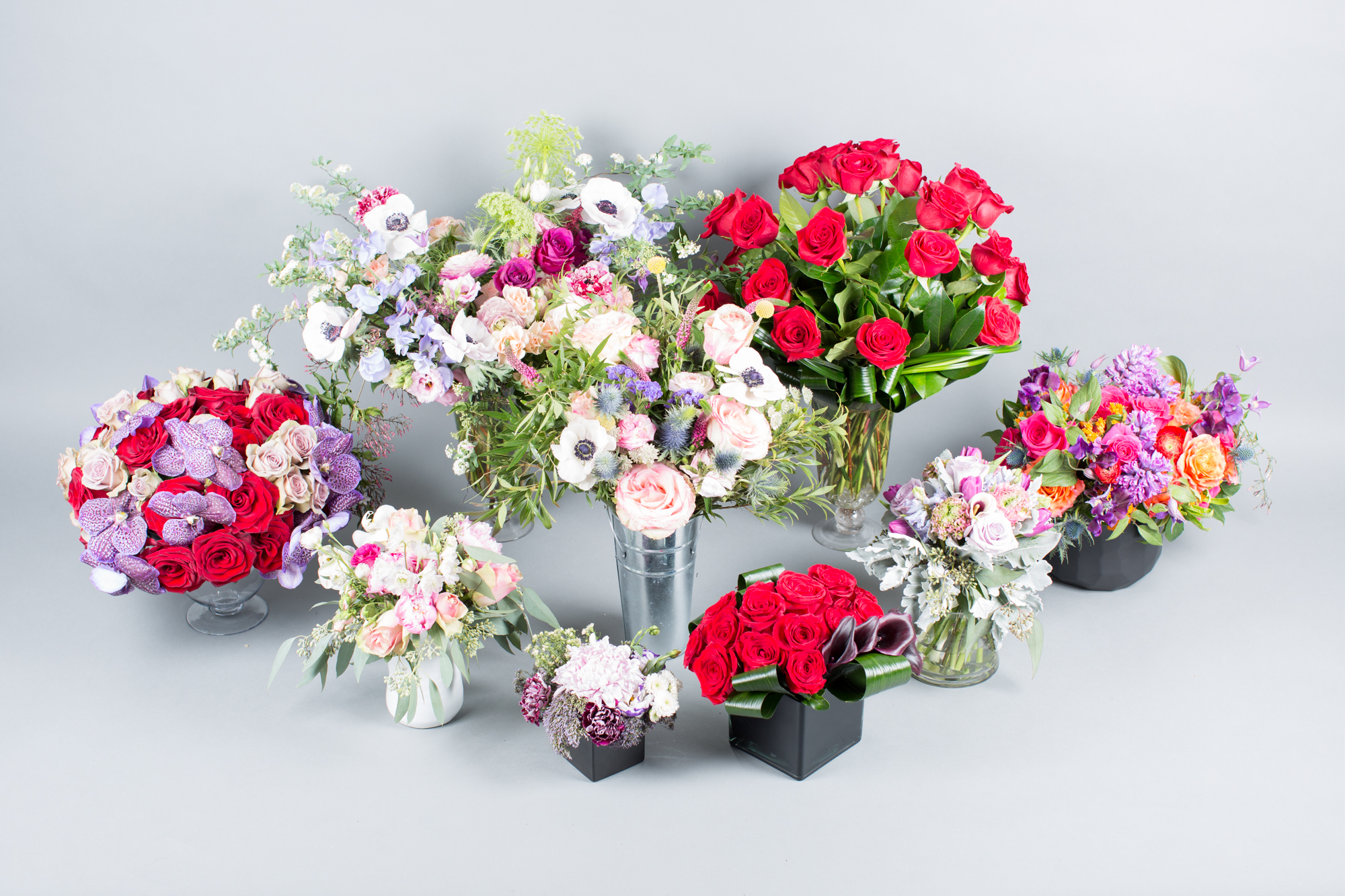 valentines day bouquets - HD1600×900