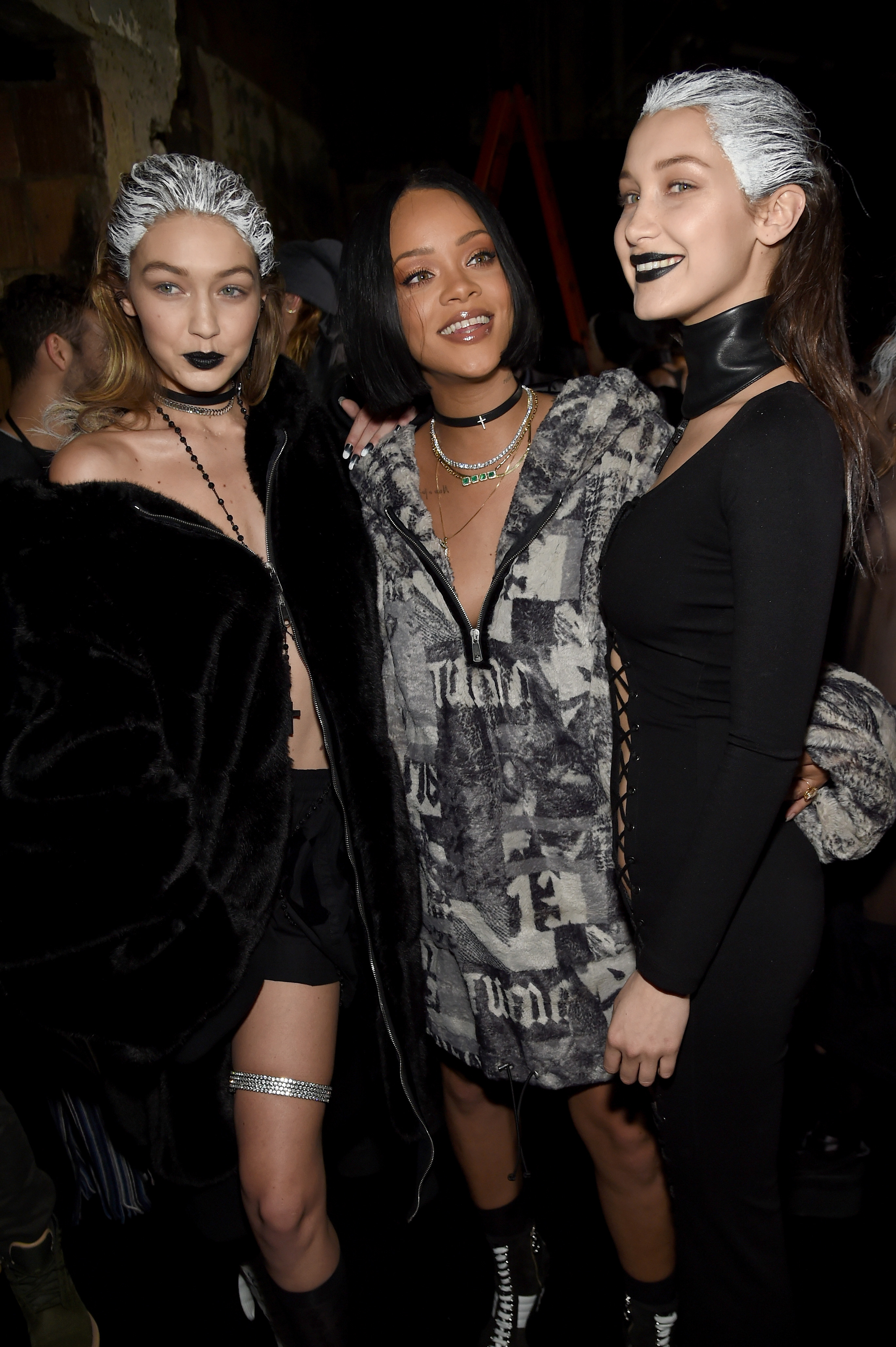 reputable site f6ff1 85f00 Rihanna Put on a Real Deal Fashion Show For Puma - Racked