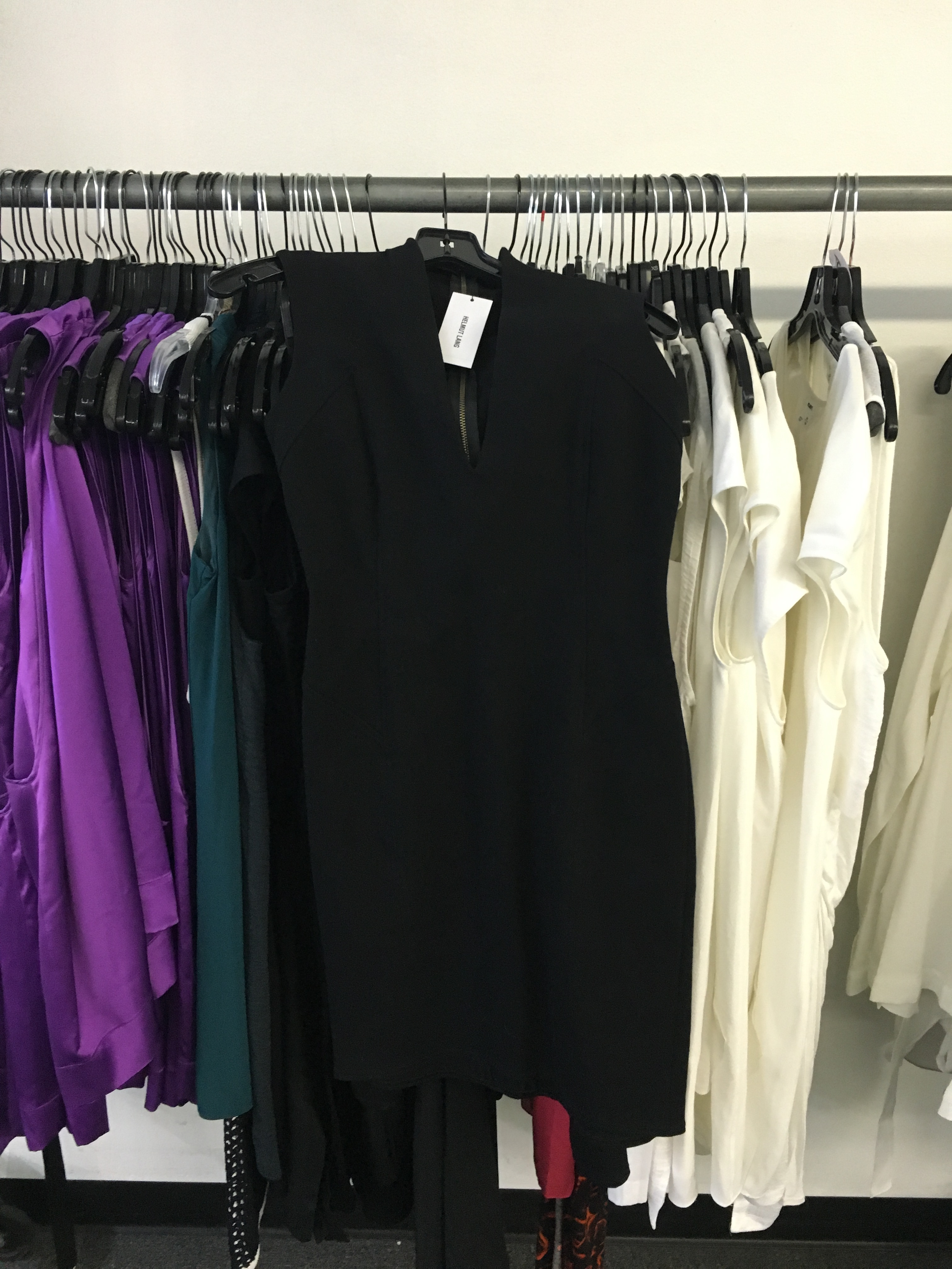 ec70418e2d Theory and Helmut Lang Sample Sale Prices Start At $50 (Update ...