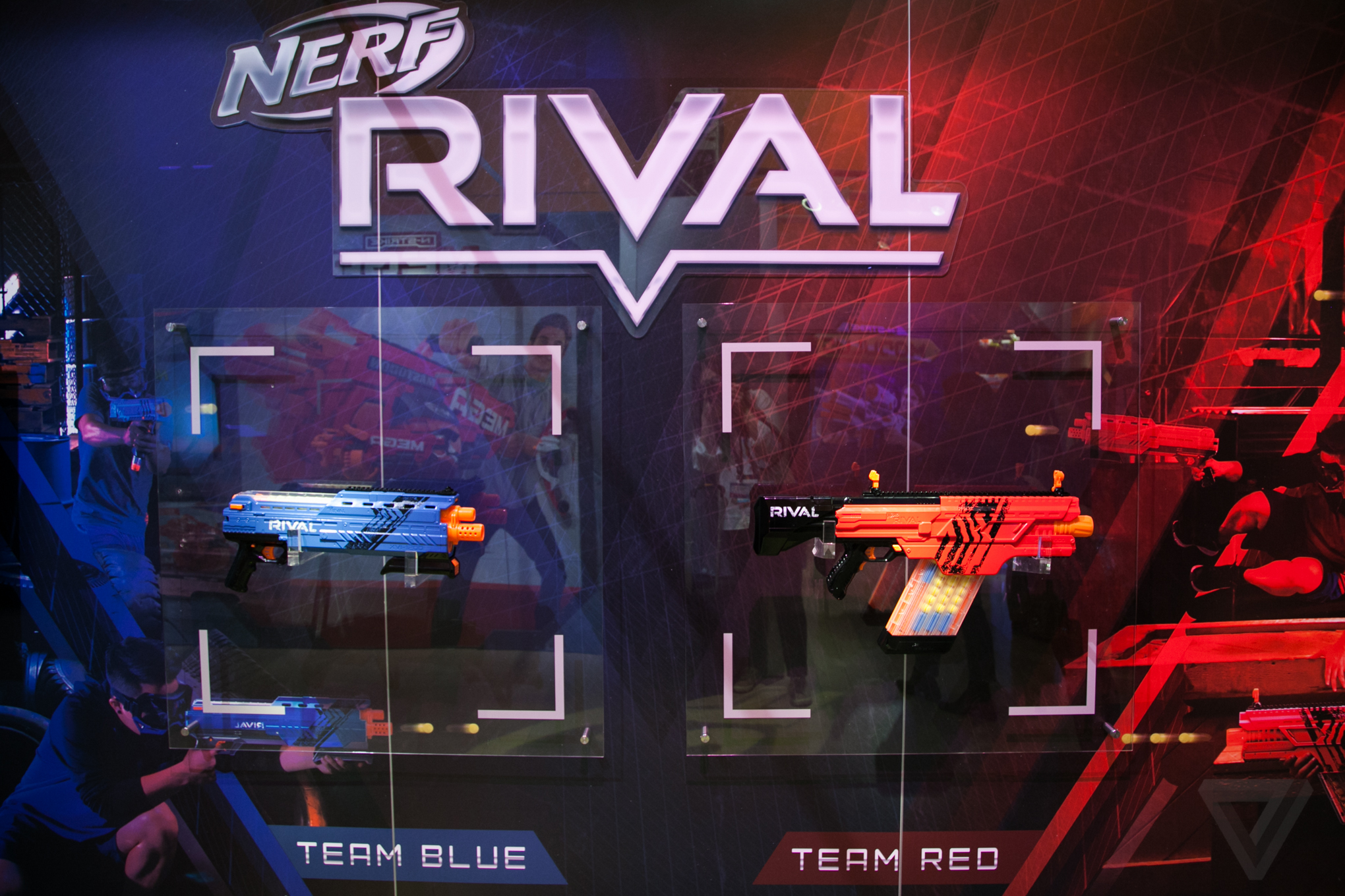 This new Nerf gun shoots at 68 mph - The Verge