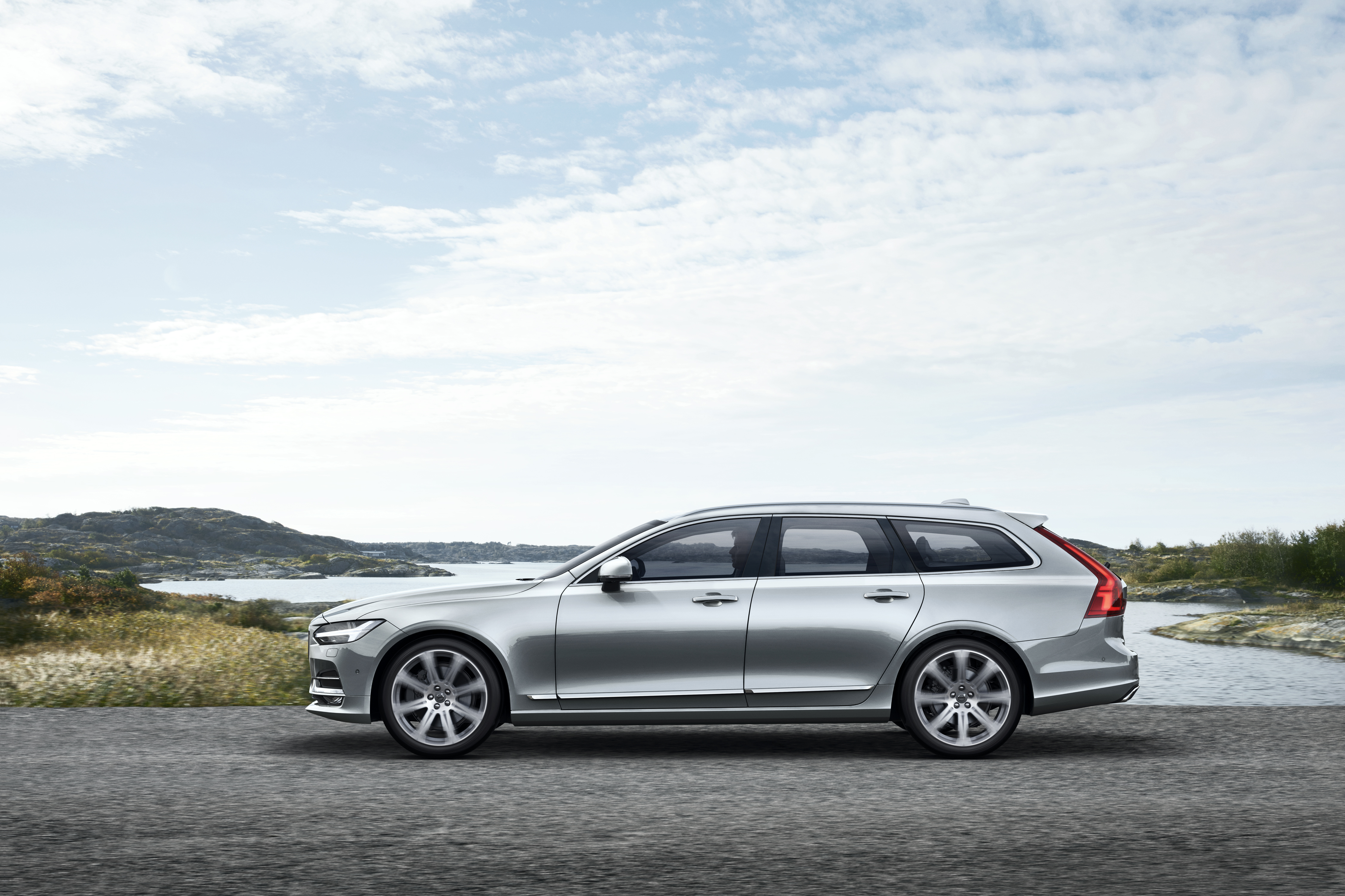 The Volvo V90 Wagon Might Be The Most Volvo Car Ever The Verge