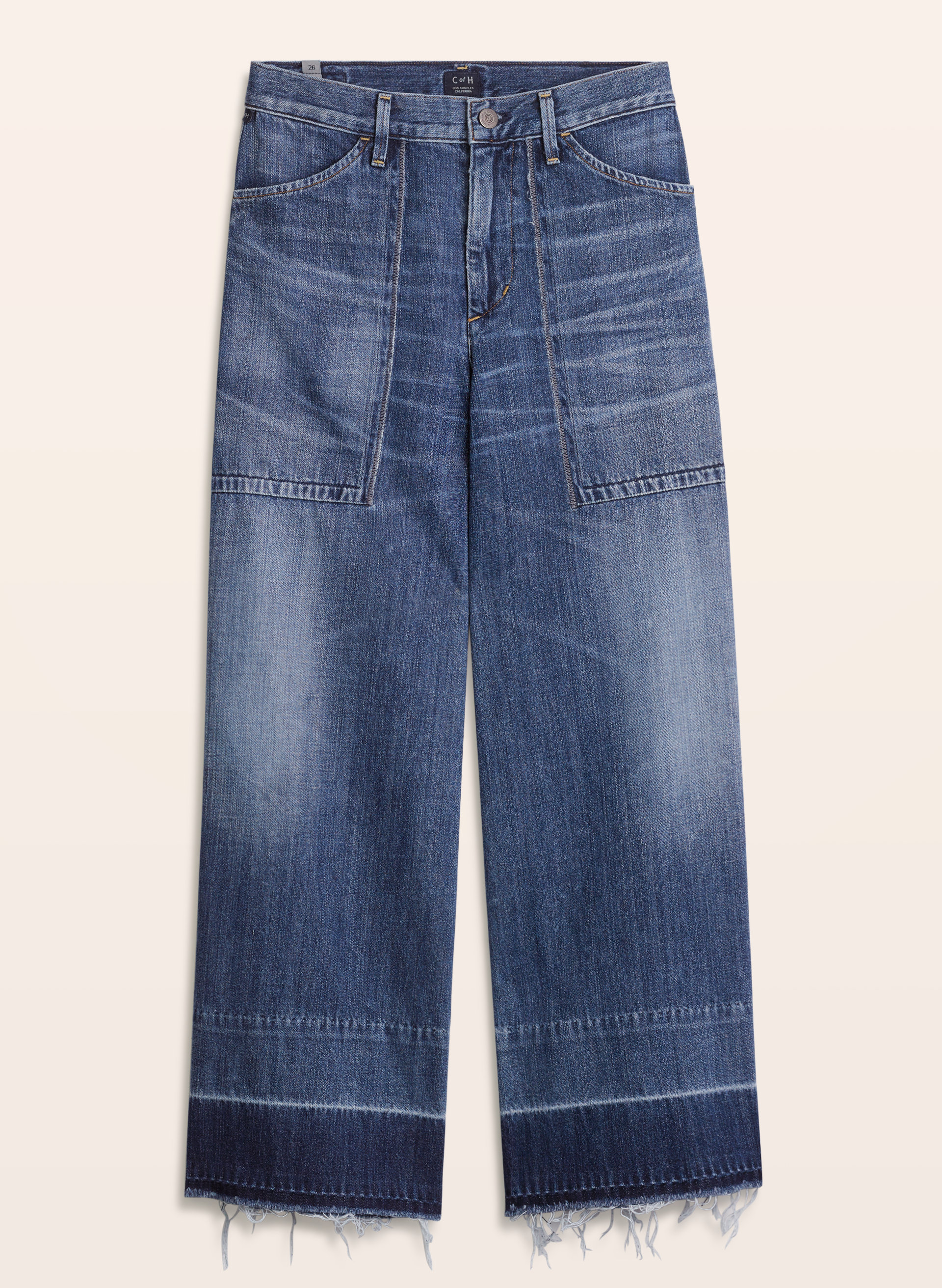 Cropped Flares Are Here to Stay - Racked f7b77a034fa