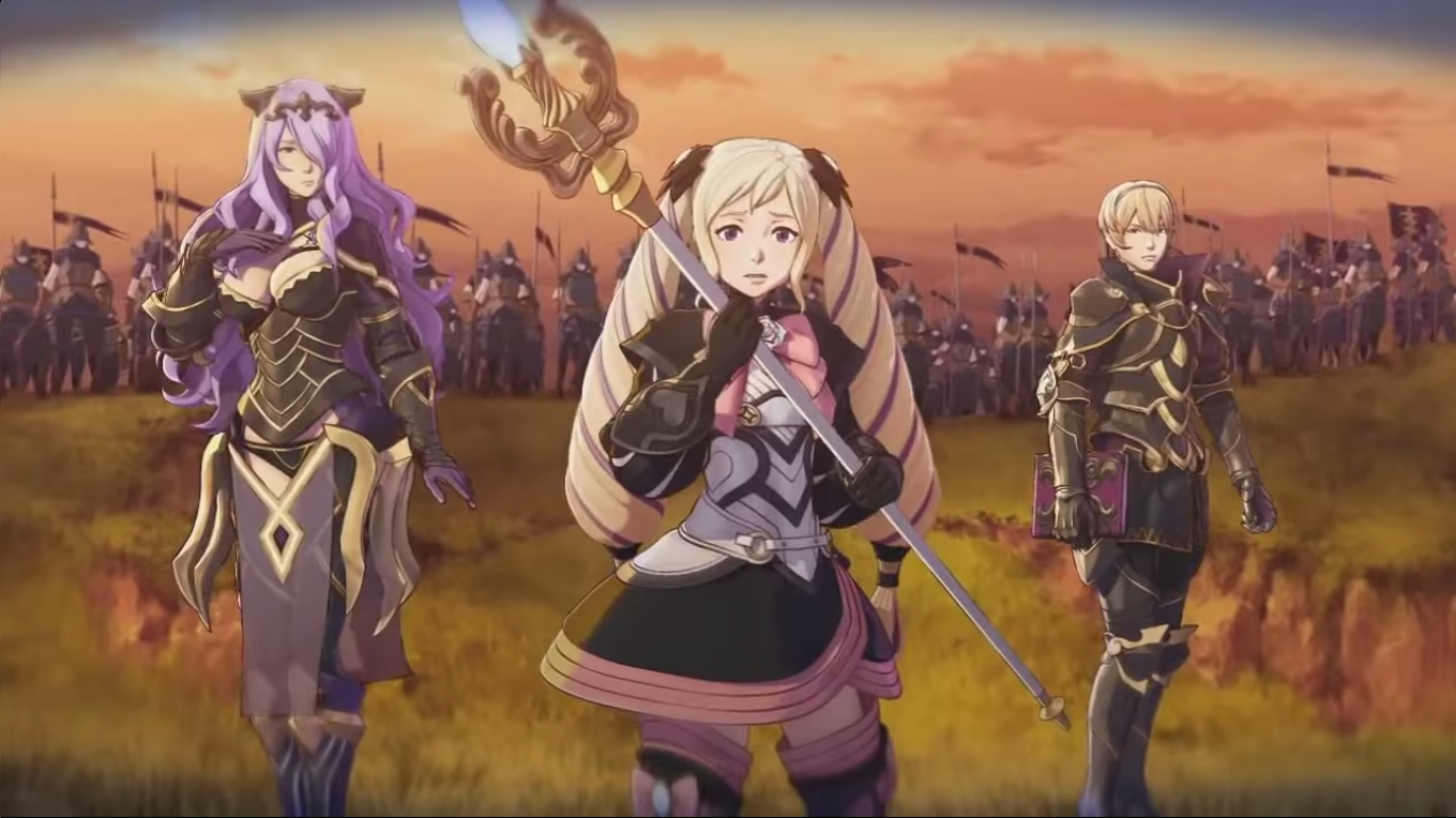 How to choose your starting path in Fire Emblem Fates - Polygon