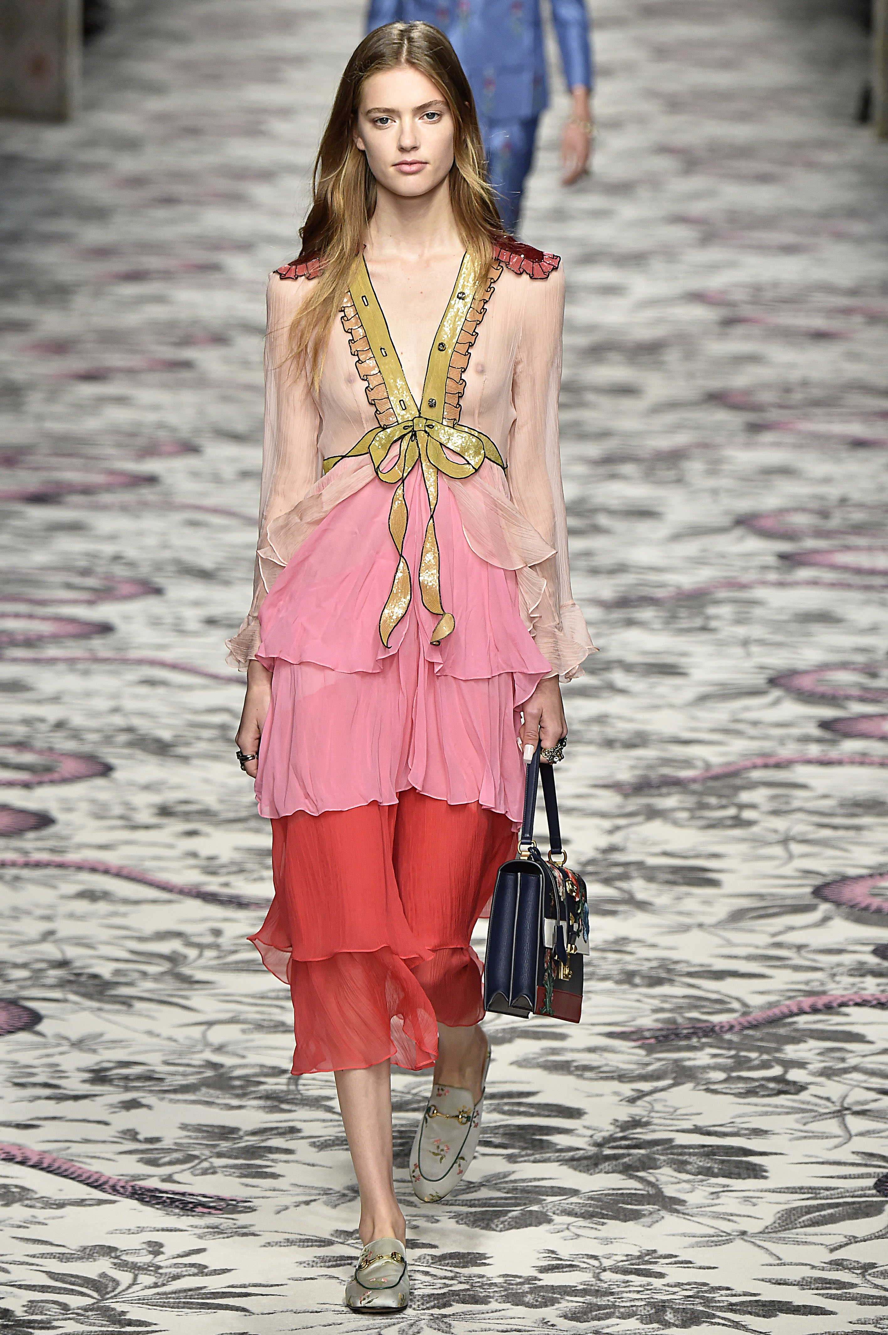 The Gucci Dress That\'s Been Everywhere This Season - Racked