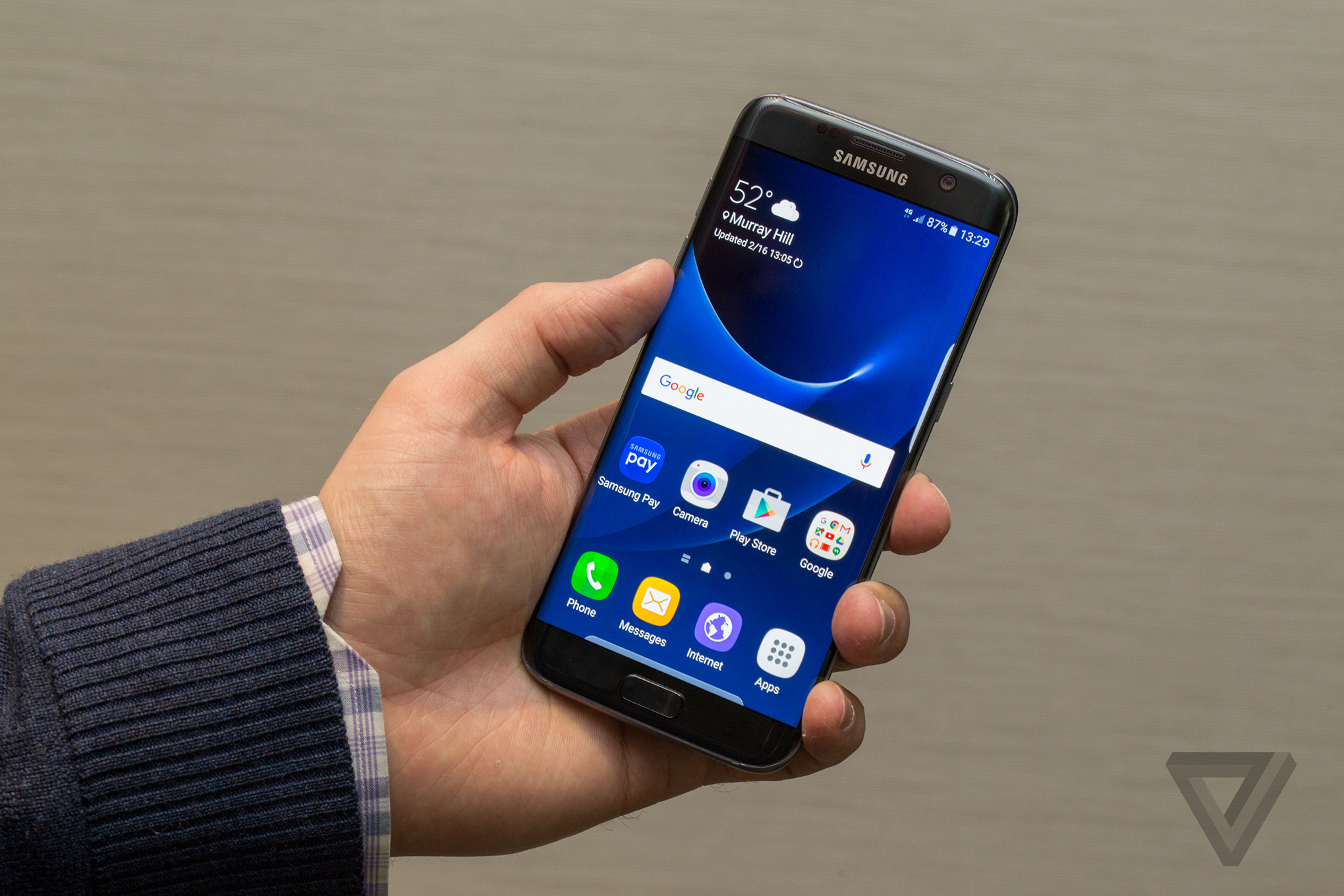Samsung's Galaxy S7 and S7 Edge bring refinement to a proven design