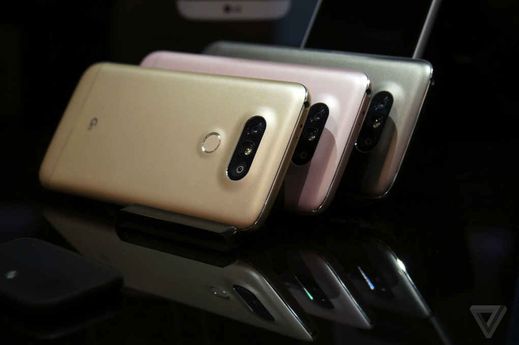 LG's G5 is a radical reinvention of the flagship Android