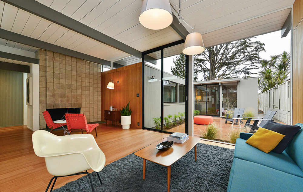 Eichler Homes Pictures they like eich - curbed