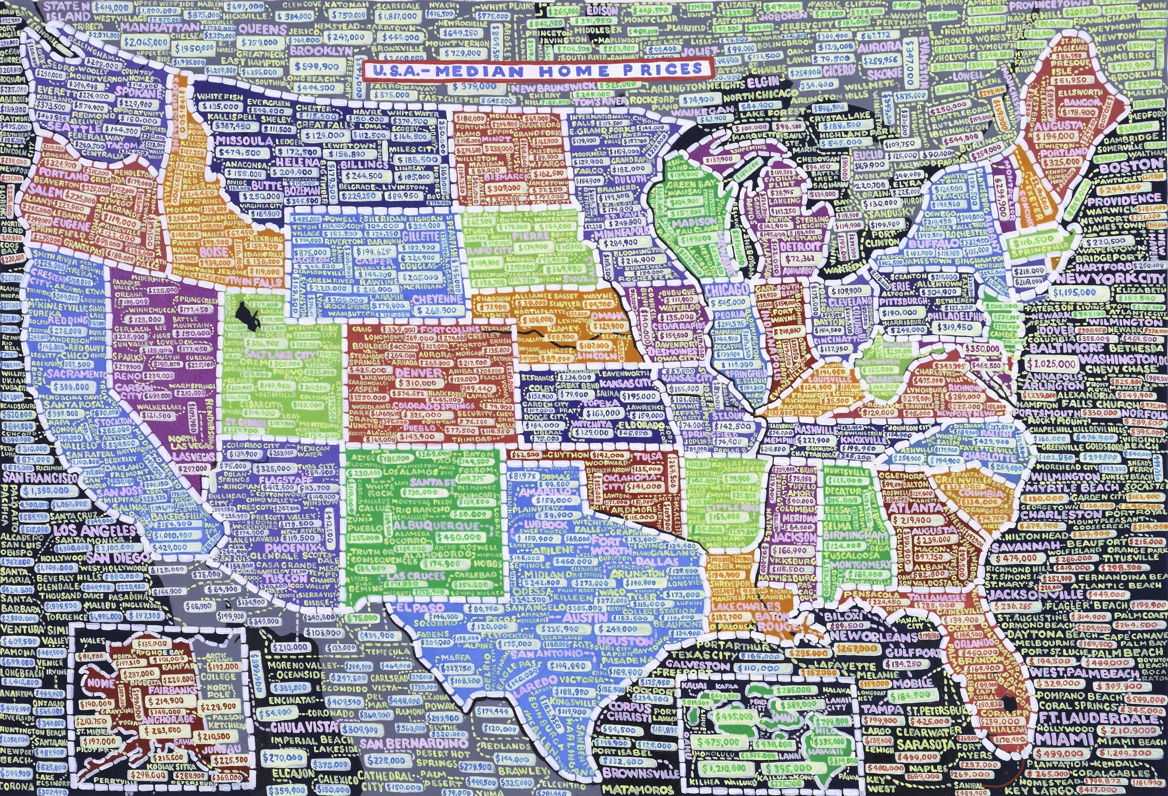 color by number the gorgeous obsessive u s maps of paula scher