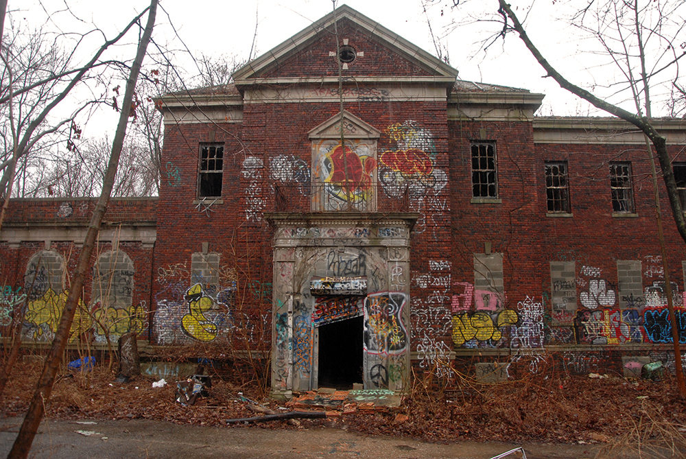 What 39 s next for new york city 39 s many abandoned landmarks for Houses for sale new york manhattan