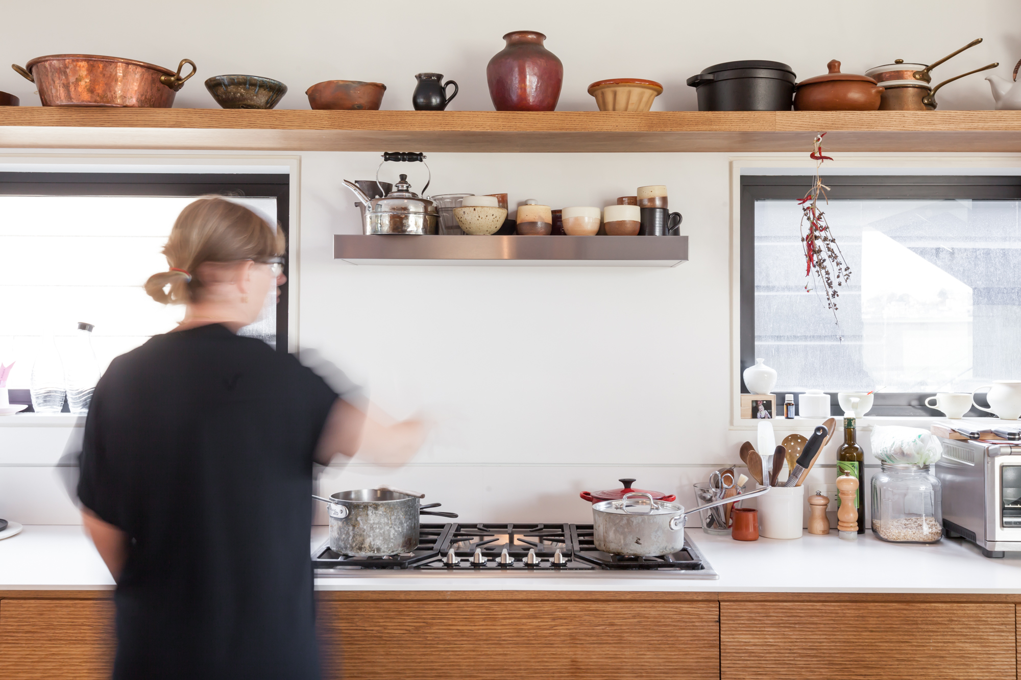 Look Inside the Home Kitchens of Professional Chefs Eater