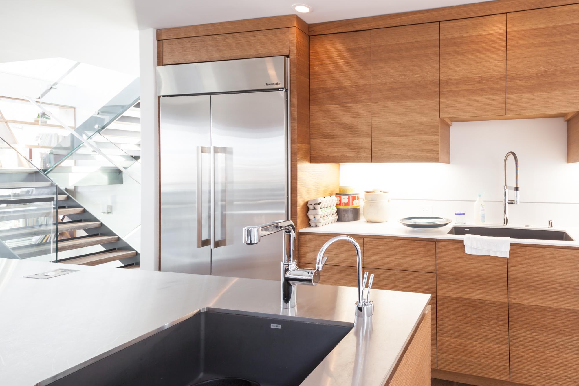 Two Sinks Is A Luxury That Prueitt Loves.