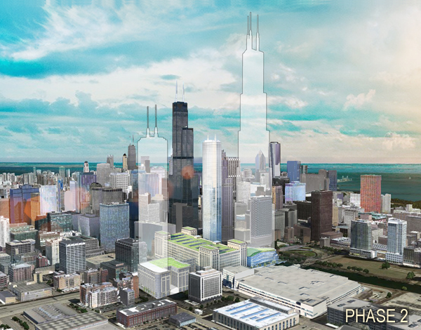 The Sad Saga Of Chicago 39 S Old Post Office Redevelopment Curbed Chicago