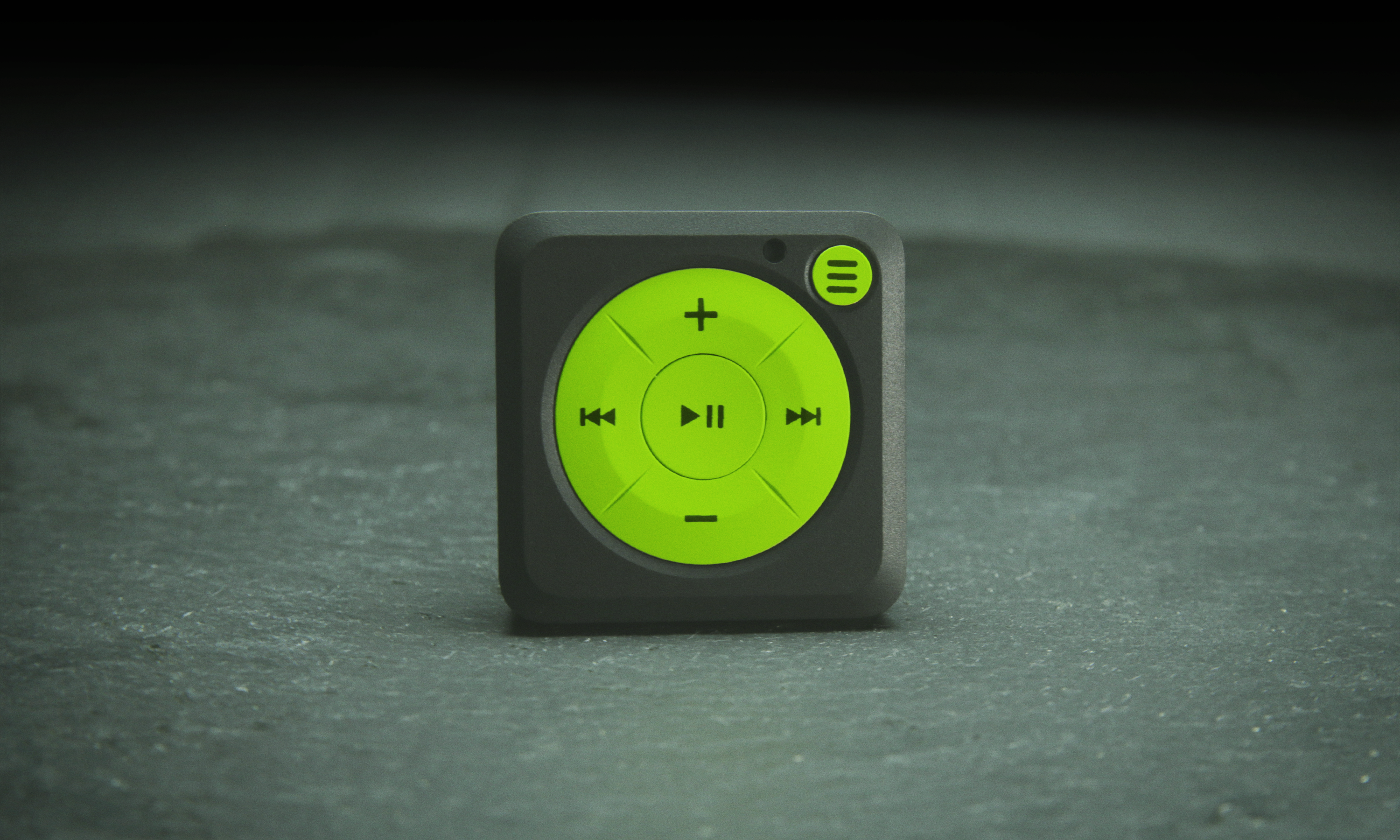 Mighty is a modern iPod shuffle that runs on Spotify - The Verge