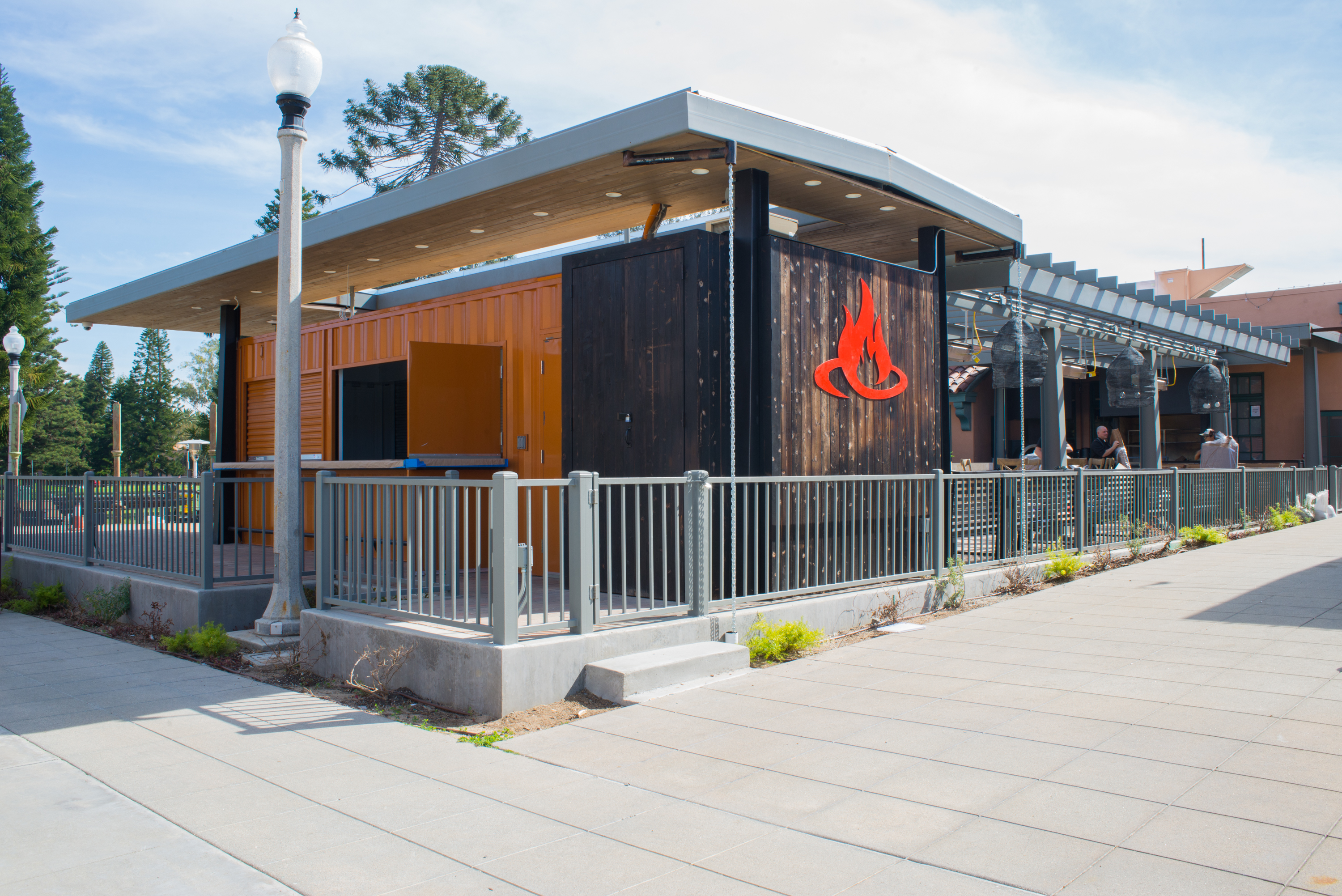 Bon 10 Things To Know About Fireside By The Patio In Liberty Station