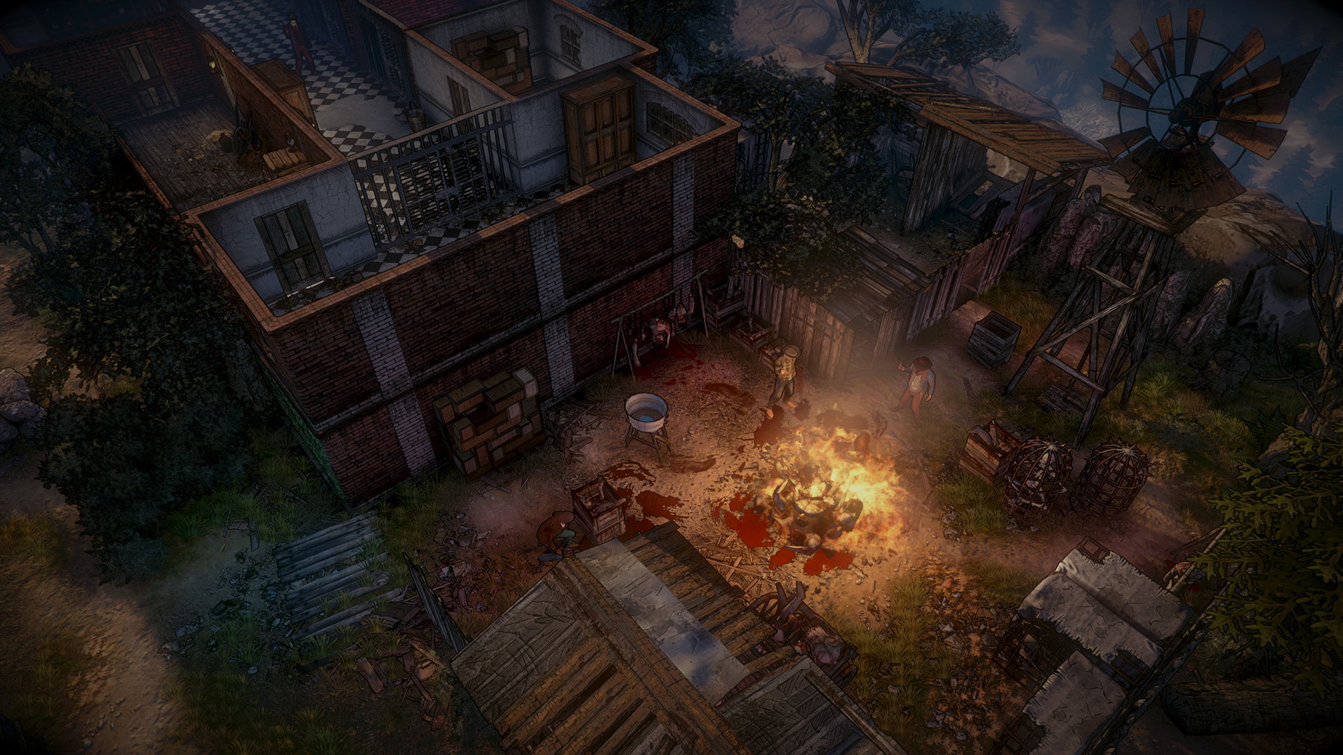 Hard West's Scars of Freedom DLC augments the game with new limbs and organs