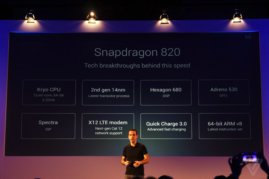 Qualcomm is back with a vengeance