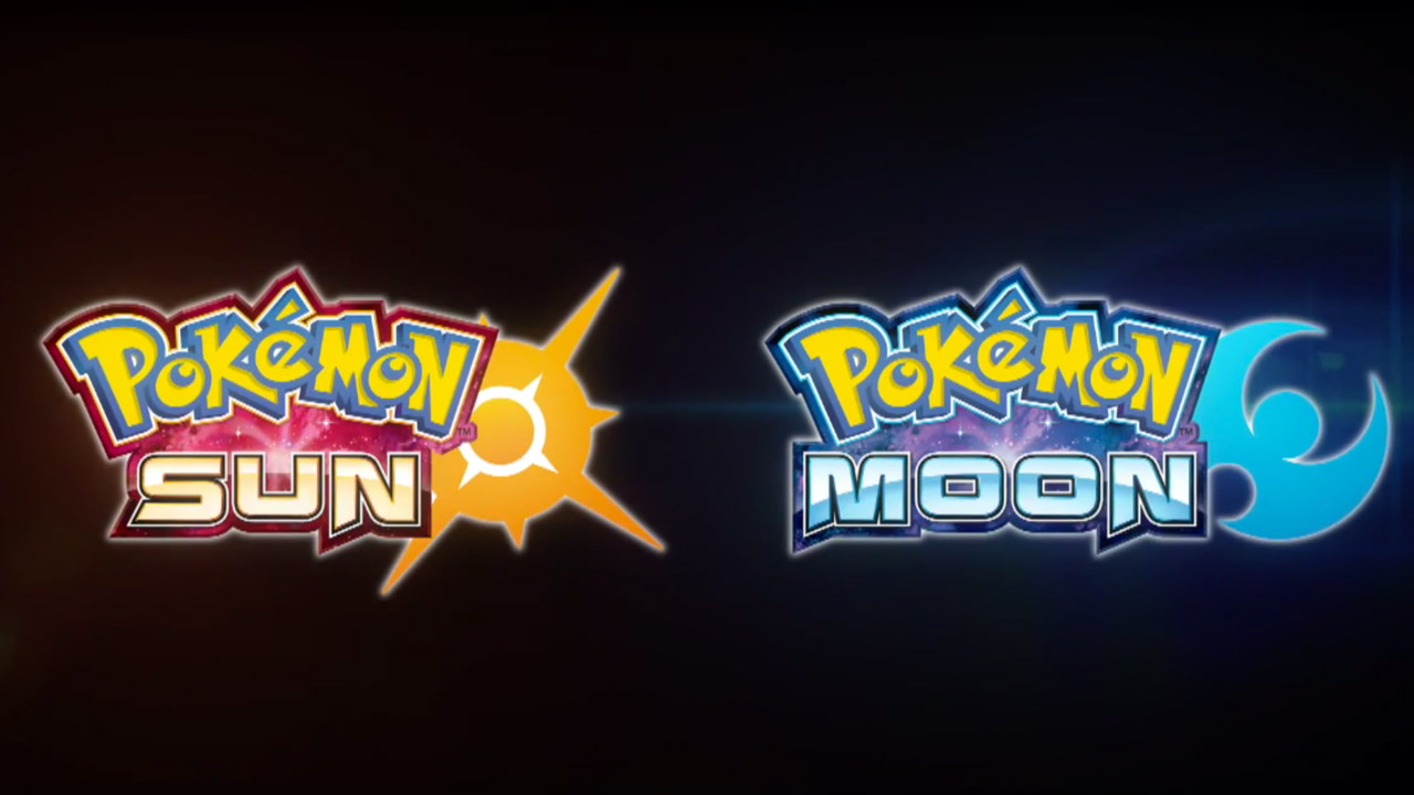 Pokémon Sun and Moon officially unveiled, out later this year