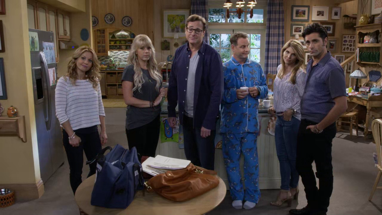fuller house review: netflix's full house sequel isn't just a bad