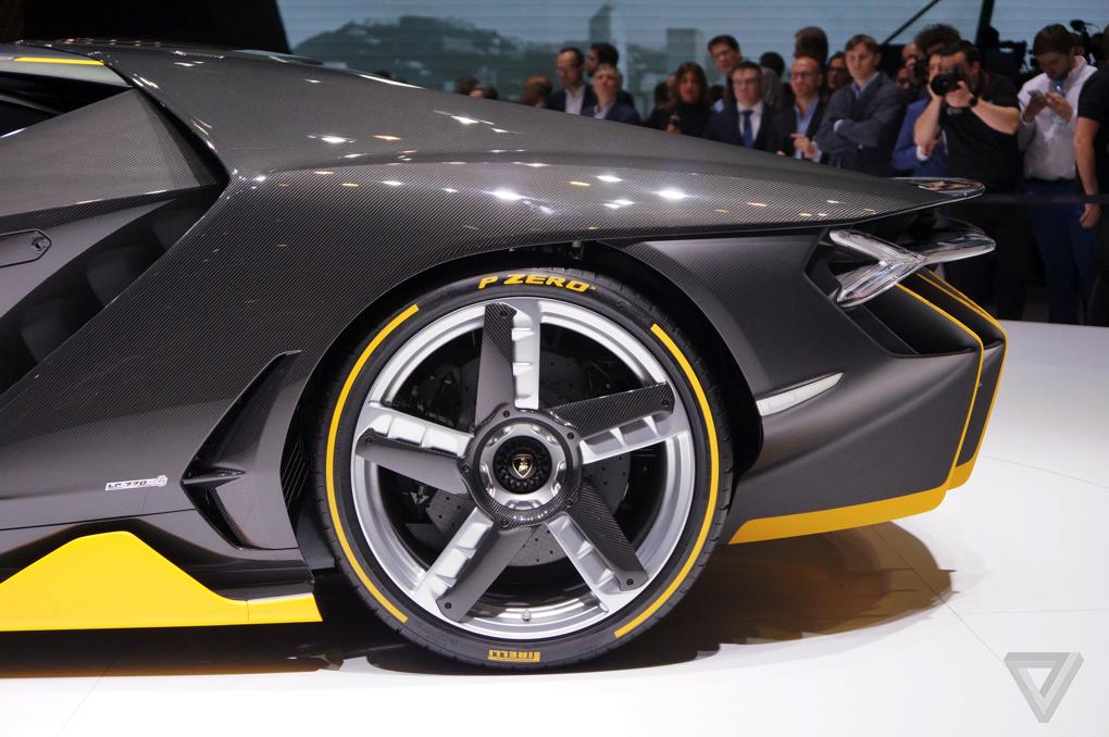 Lamborghini S Centenario Is A Gorgeous Celebration Of An Extreme