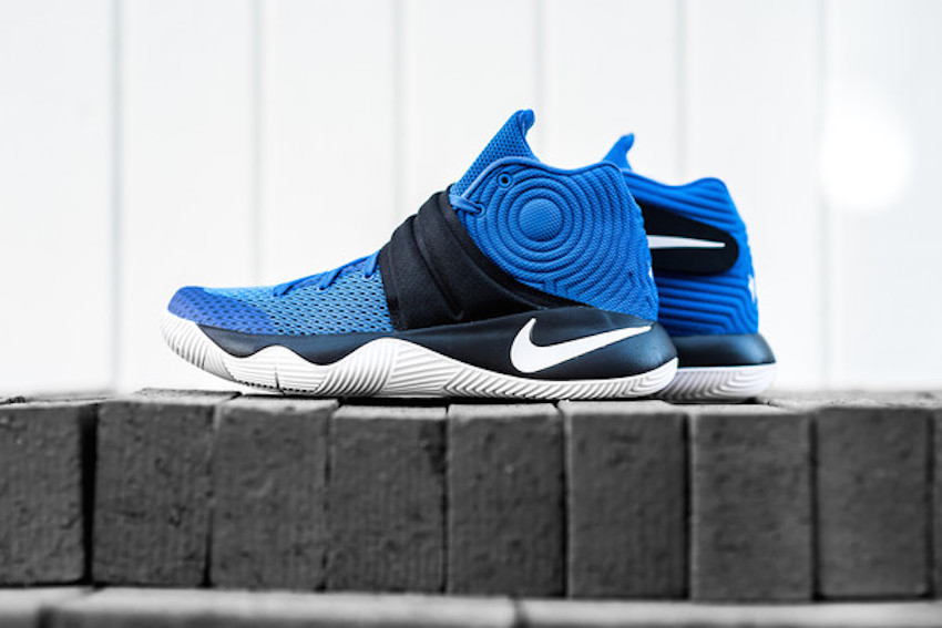 pretty nice 8d2b9 b499d kyrie 2 yellow blue flame sneakerdiscount