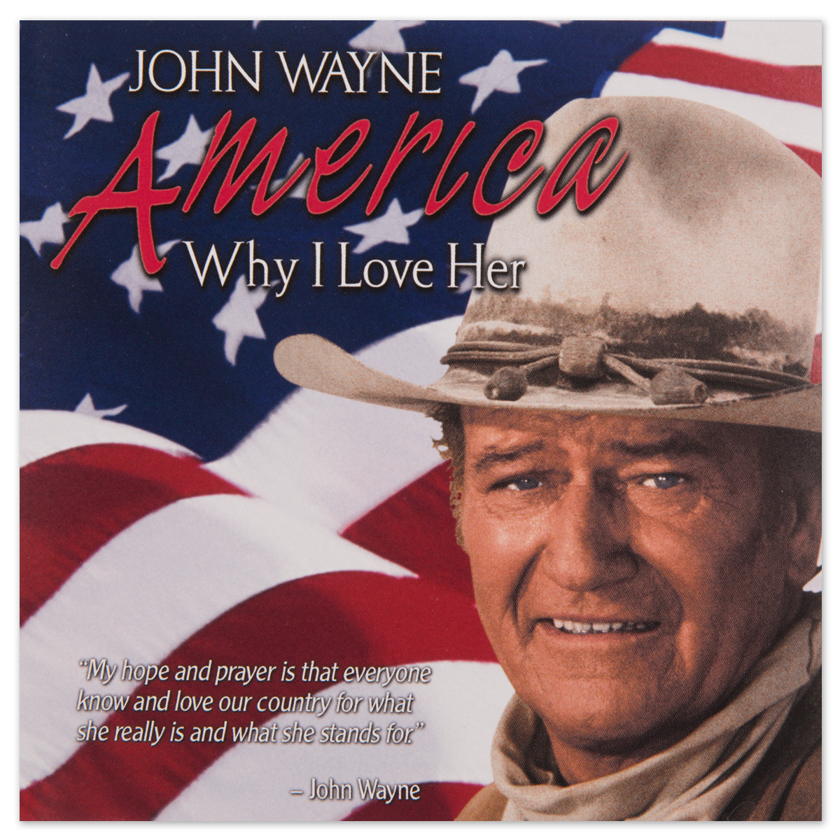 John Wayne Quote Life Is Hard White Workingclass Nostalgia Explainedjohn Wayne  Vox