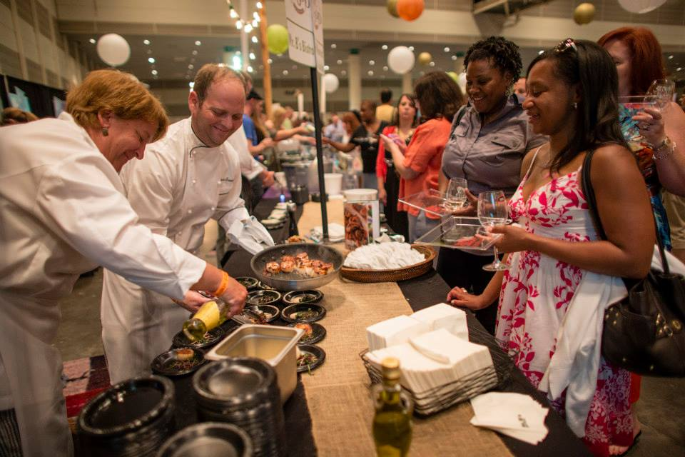 New Orleans Food And Wine Festival Grand Tasting
