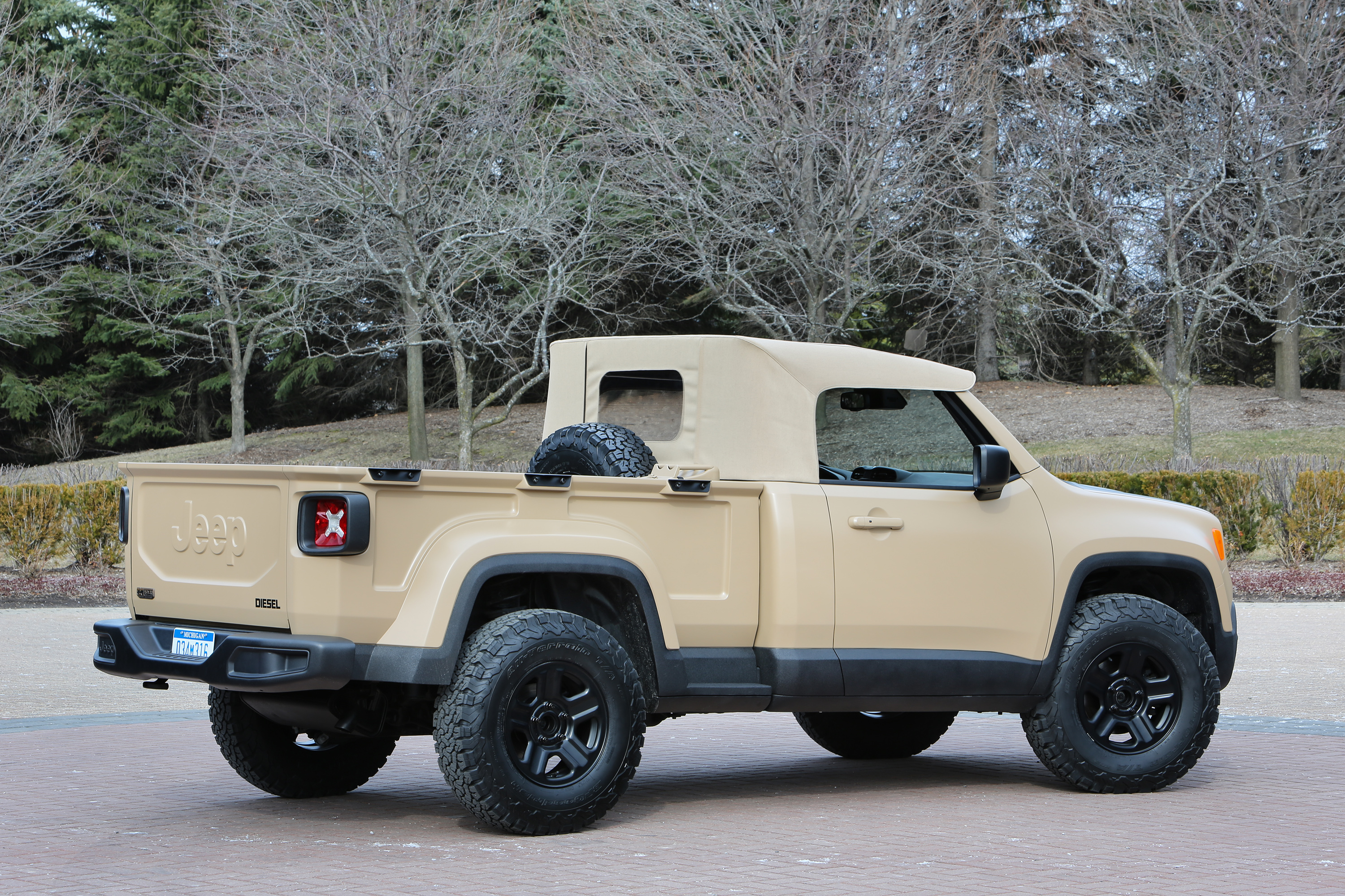 Jeep Stuffed A 707 Horse Engine In Wrangler Just For Fun The Verge