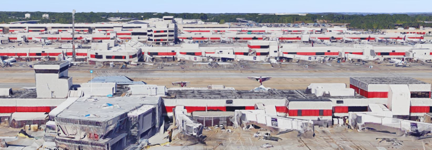 Airport Parking at Hartsfield-Jackson Atlanta International Airport (ATL) can be difficult to navigate. ATL's Park 'N Fly eliminates this hassle by offering door to door service, online parking reservations and for a limited time FREE car washes.