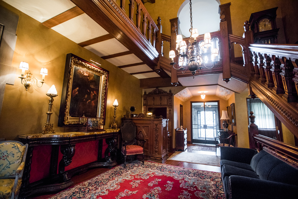 Tour The Charles T Fisher Mansion And More For The