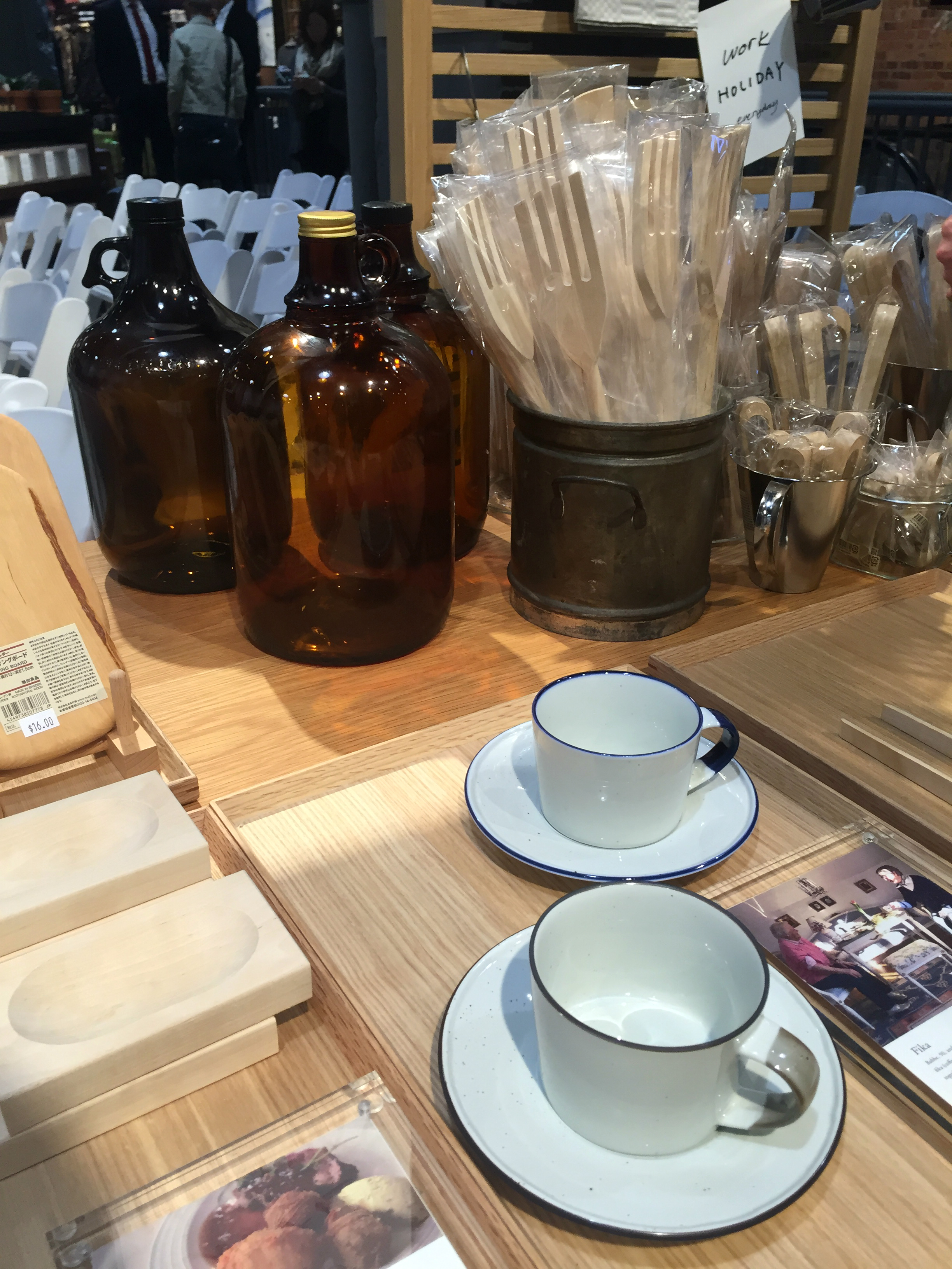 Muji s New Collection Melds Japanese Design and Swedish Tradition