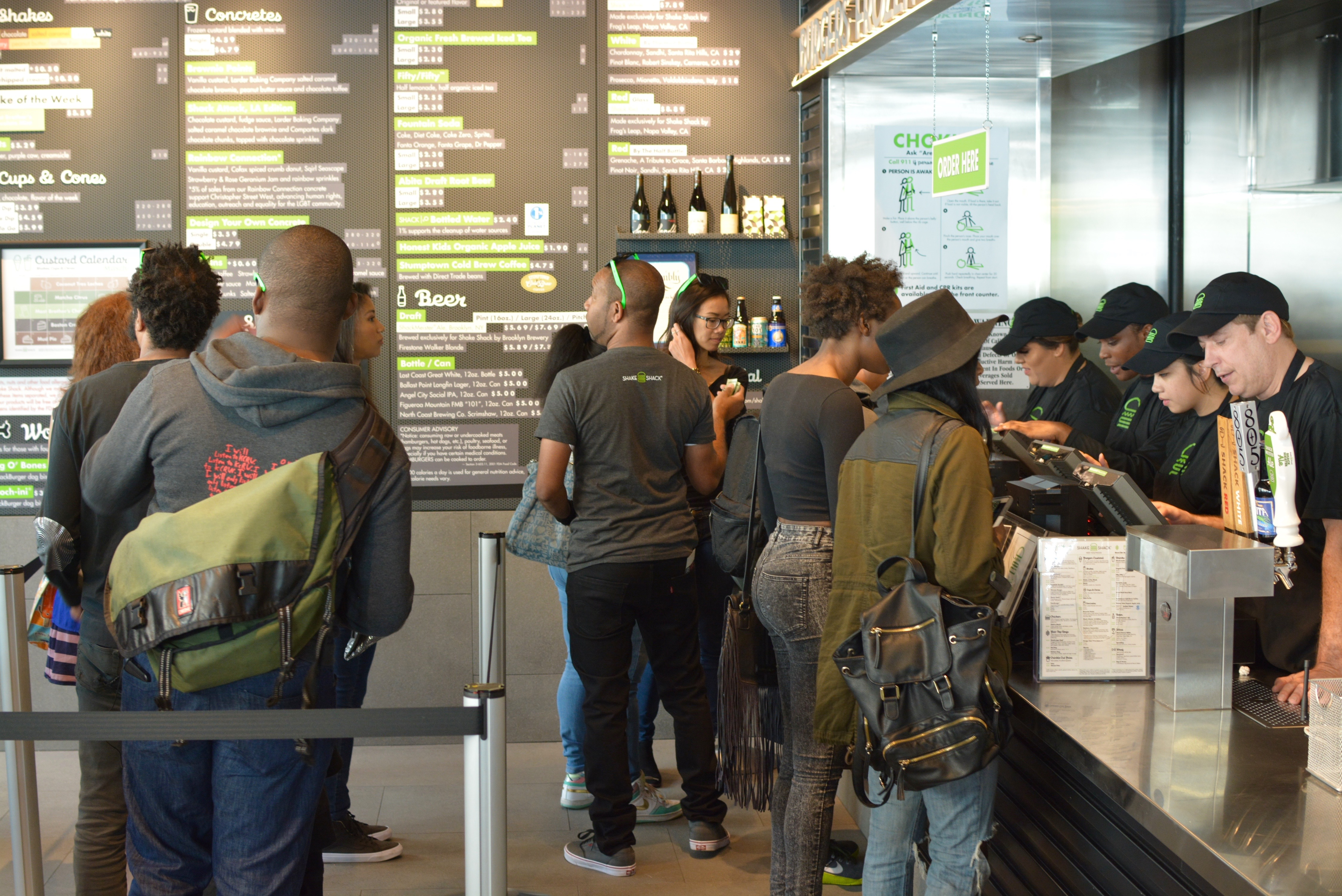 how to order shake shack online