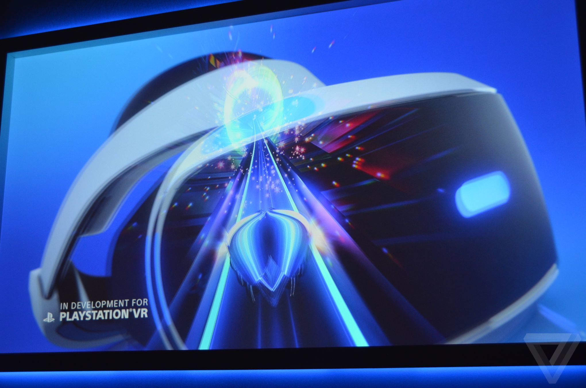 First look at Sony's new PlayStation VR headset - The Verge
