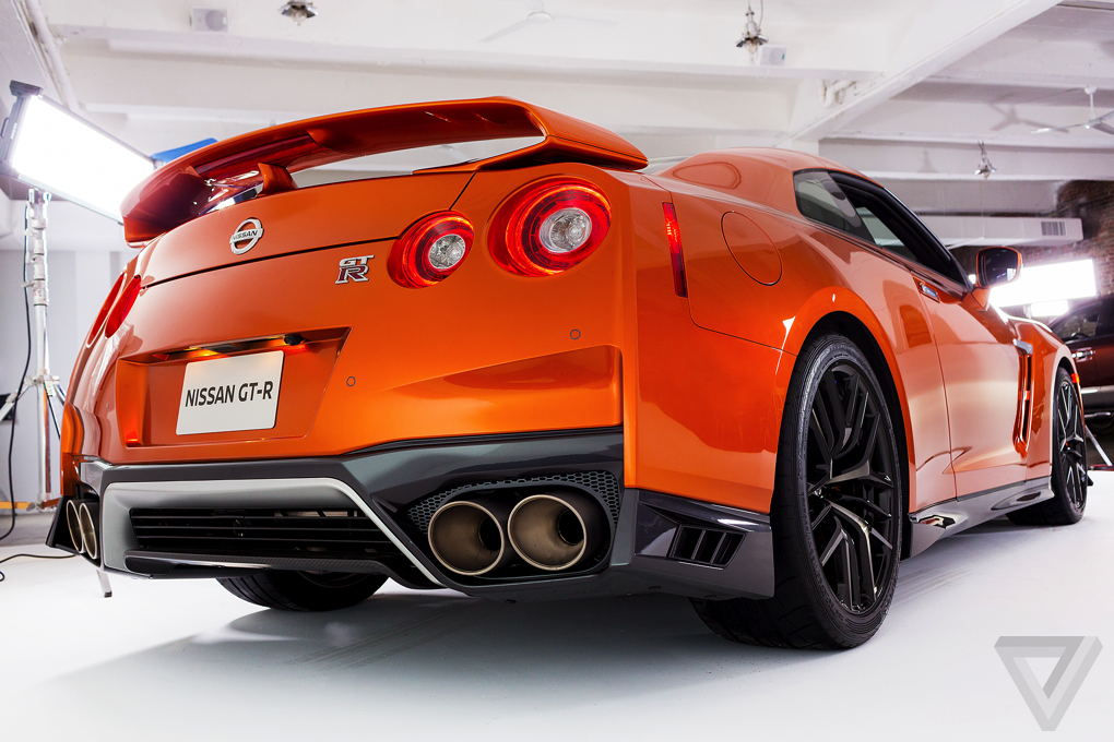 The 2017 Nissan GT-R is a more civilized, more powerful ...