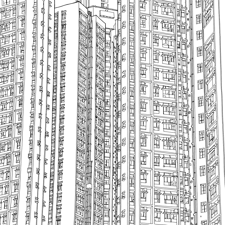 residential towers in hong kong