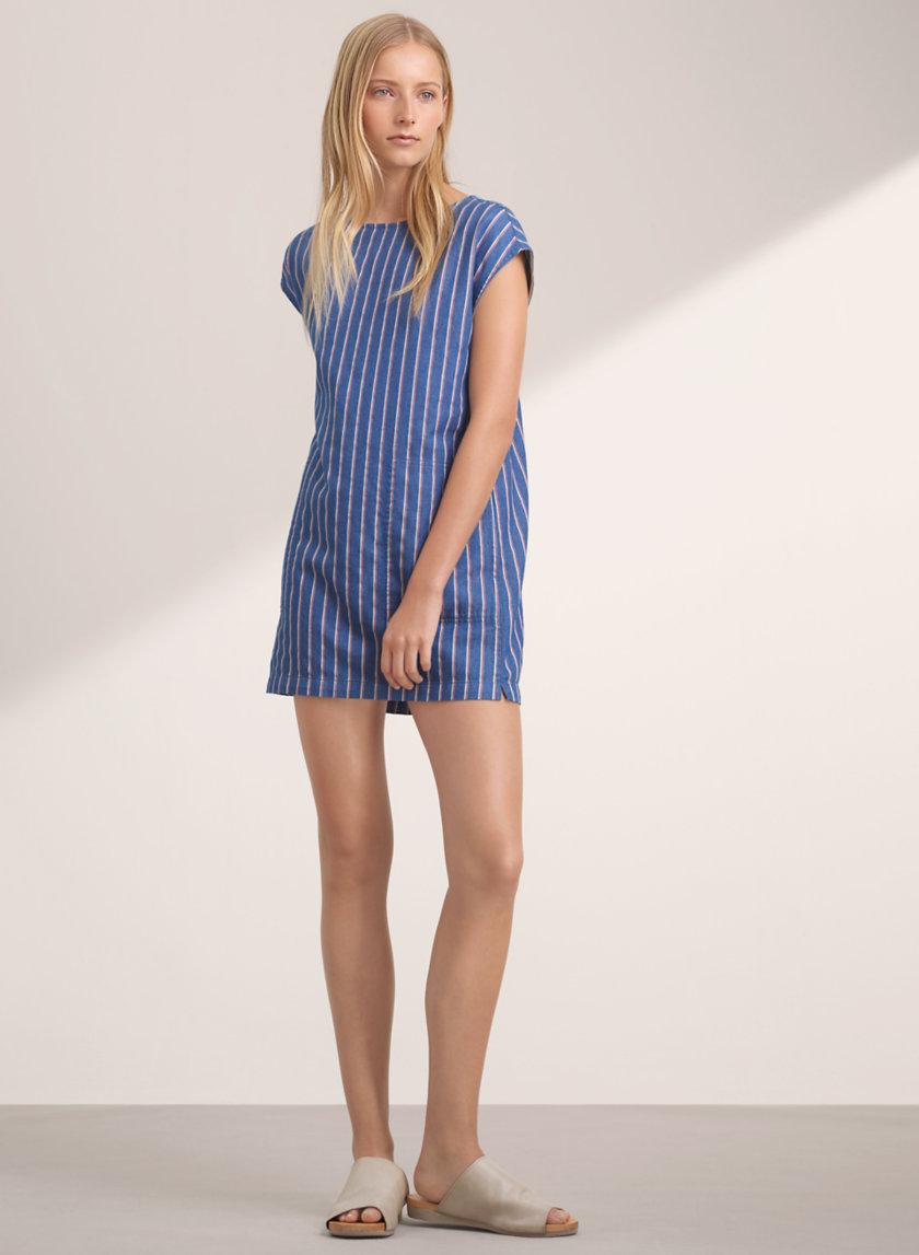 0e3ee03da52 Linen cocoon dress Wilfred Free  Nori  dress