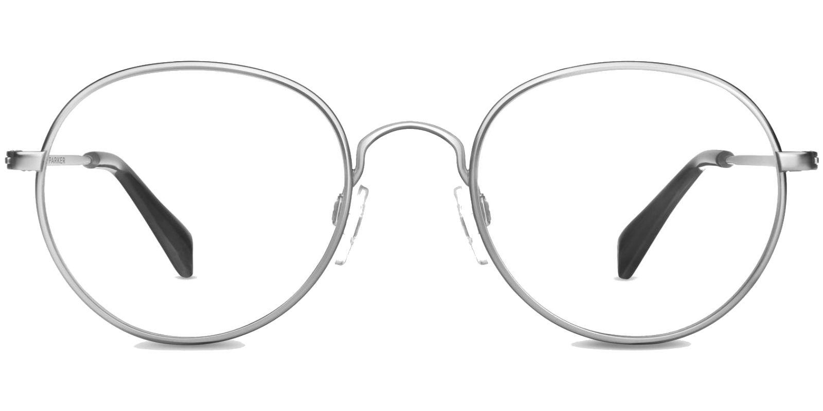 70s inspired metal frames - Wire Framed Glasses