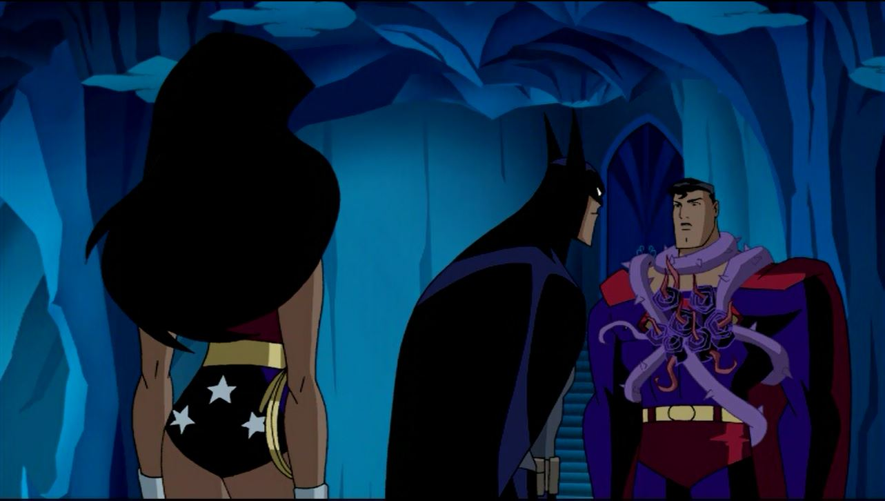 Fashion of the bat an extremely thorough examination of batman s - 8 Justice League Unlimited For The Man Who Has Everything 2004