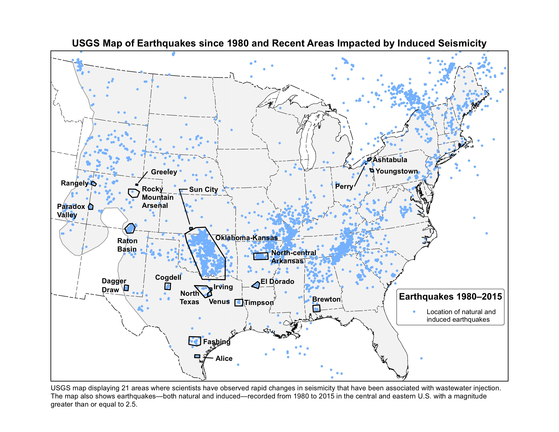 7 million Americans are now at risk from manmade earthquakes