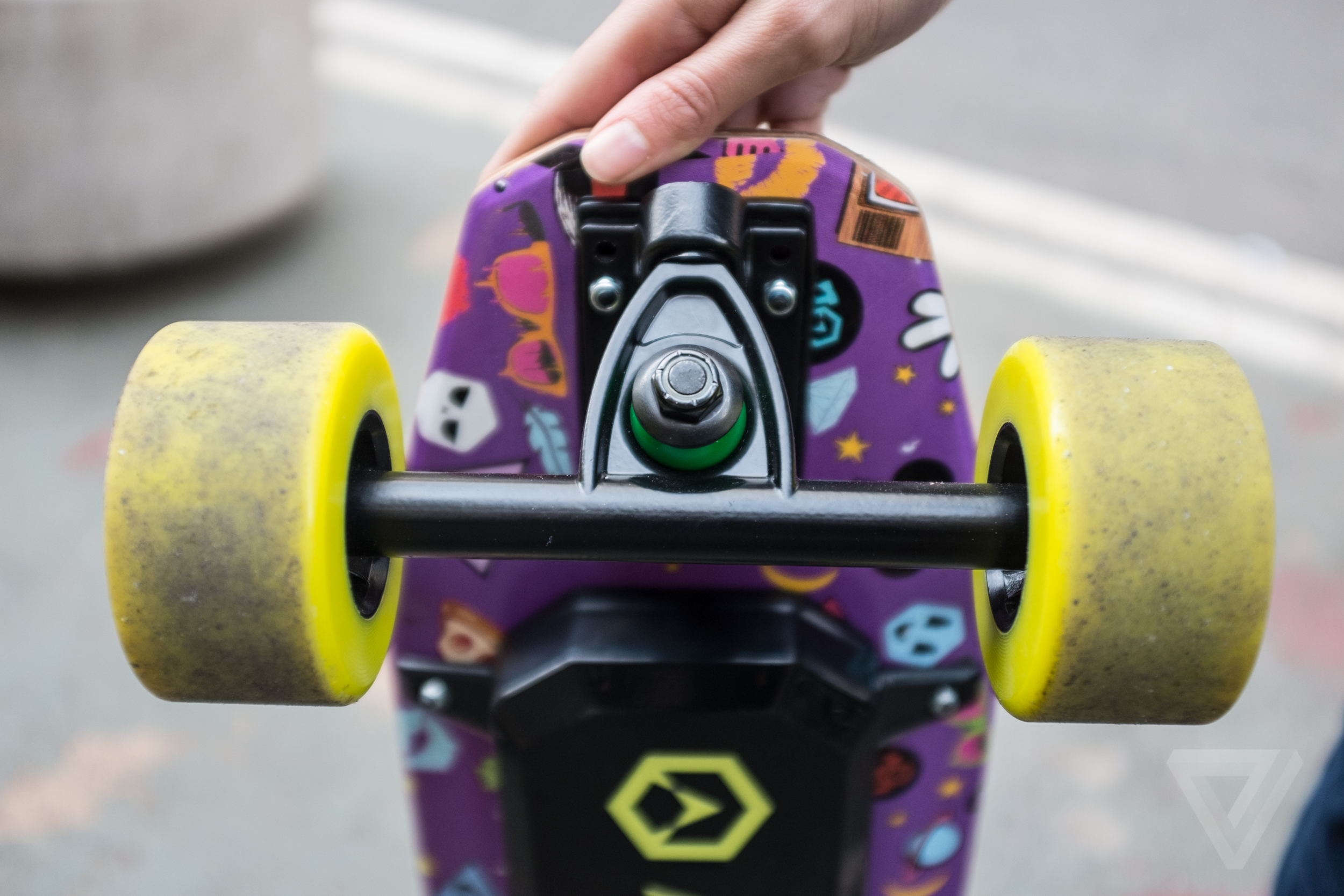 The Blink Board Is The Lightest And Cheapest Electric